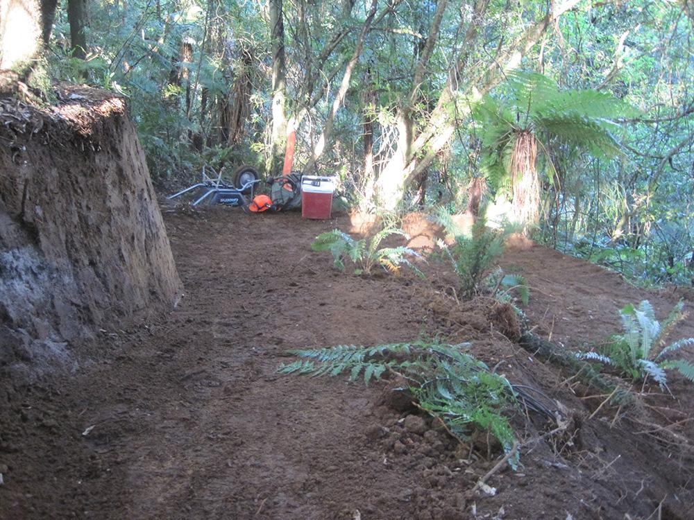 TBC Trail, TECT All Terrain Park, NZ