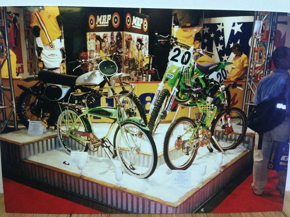 Interbike< Anaheim Ca 1996