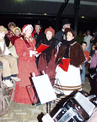 029 - Kerstmarkt Helmond 2003.JPG