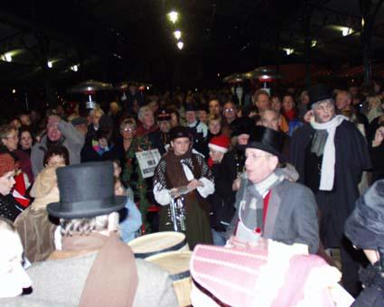 040 - Kerstmarkt Helmond 2003.JPG