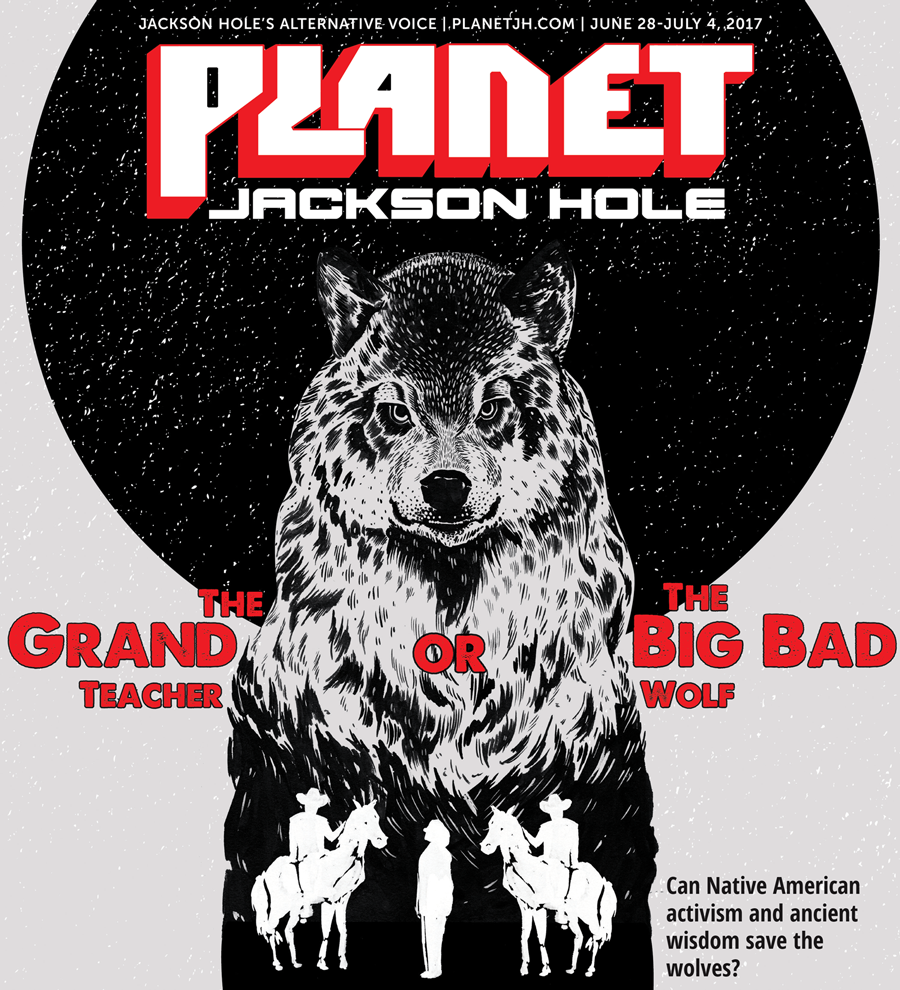 The Grand Teacher or The Big Bad Wolf