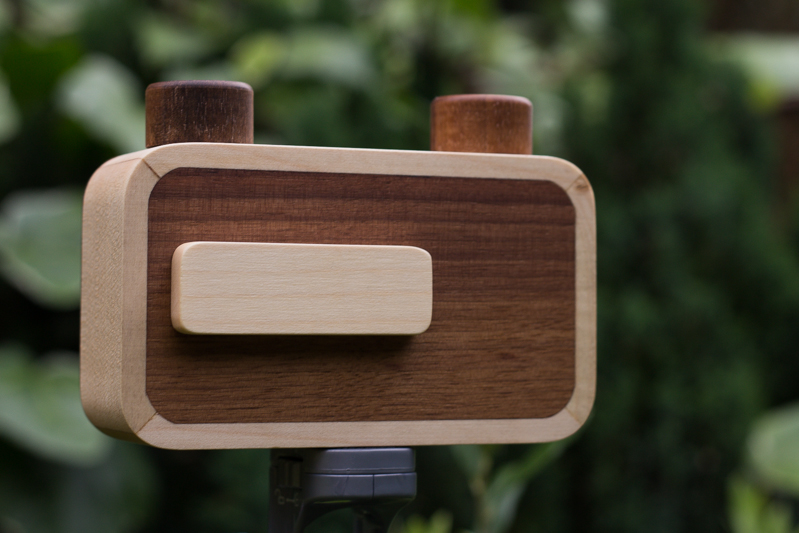 One ONDU 135 Pinhole camera, with an approximate focal length of 25mm