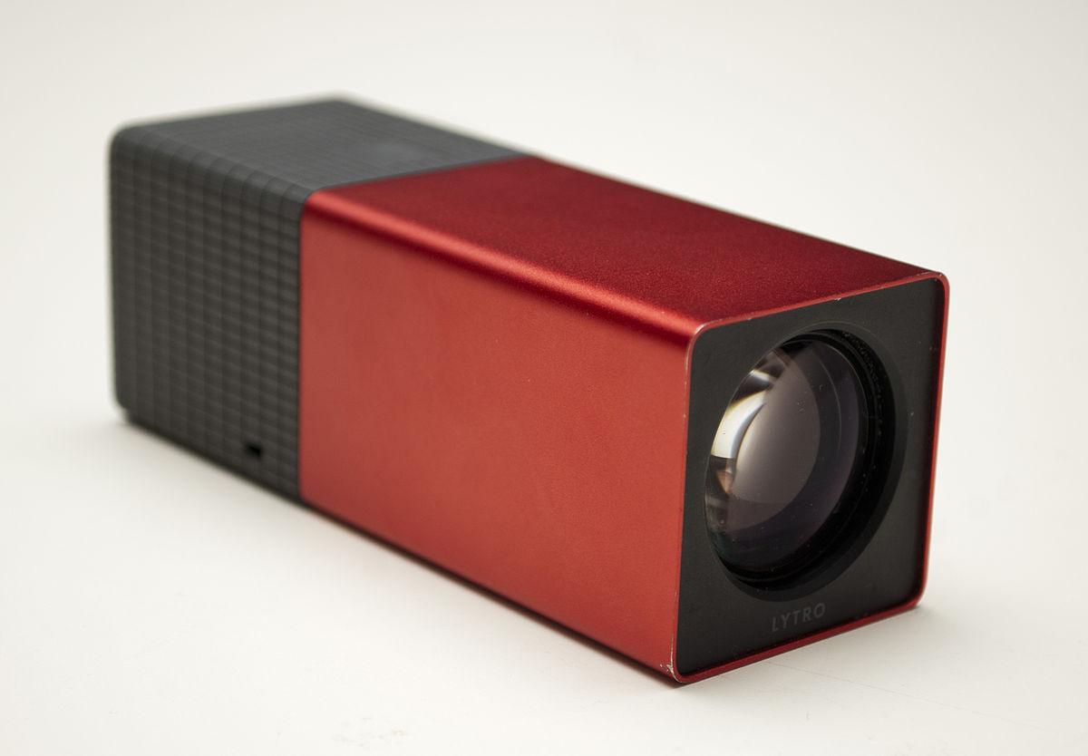 The Lytro Light Field Camera