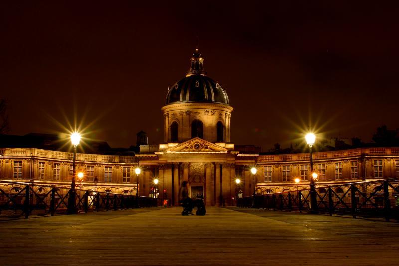 Paris by night (photo by Haje)
