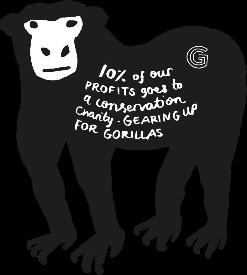 Graveney Gin Gorilla