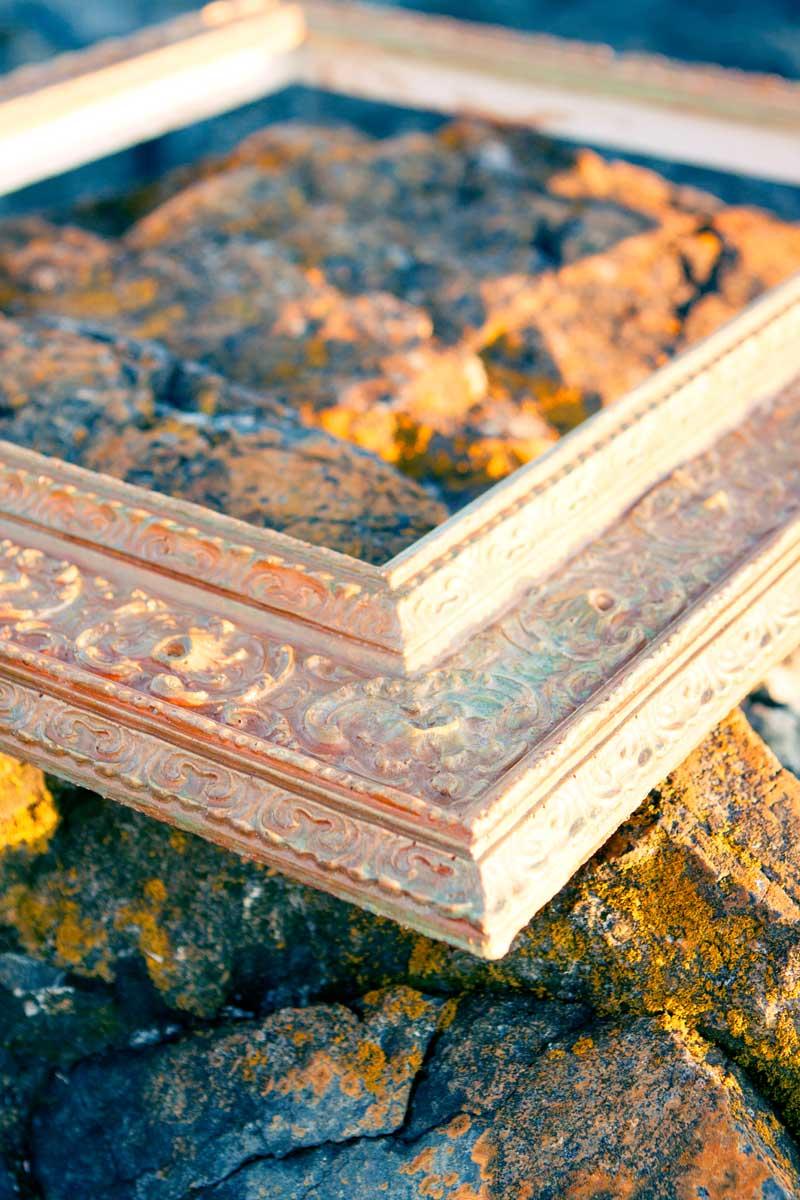 living frame concrete uhpc