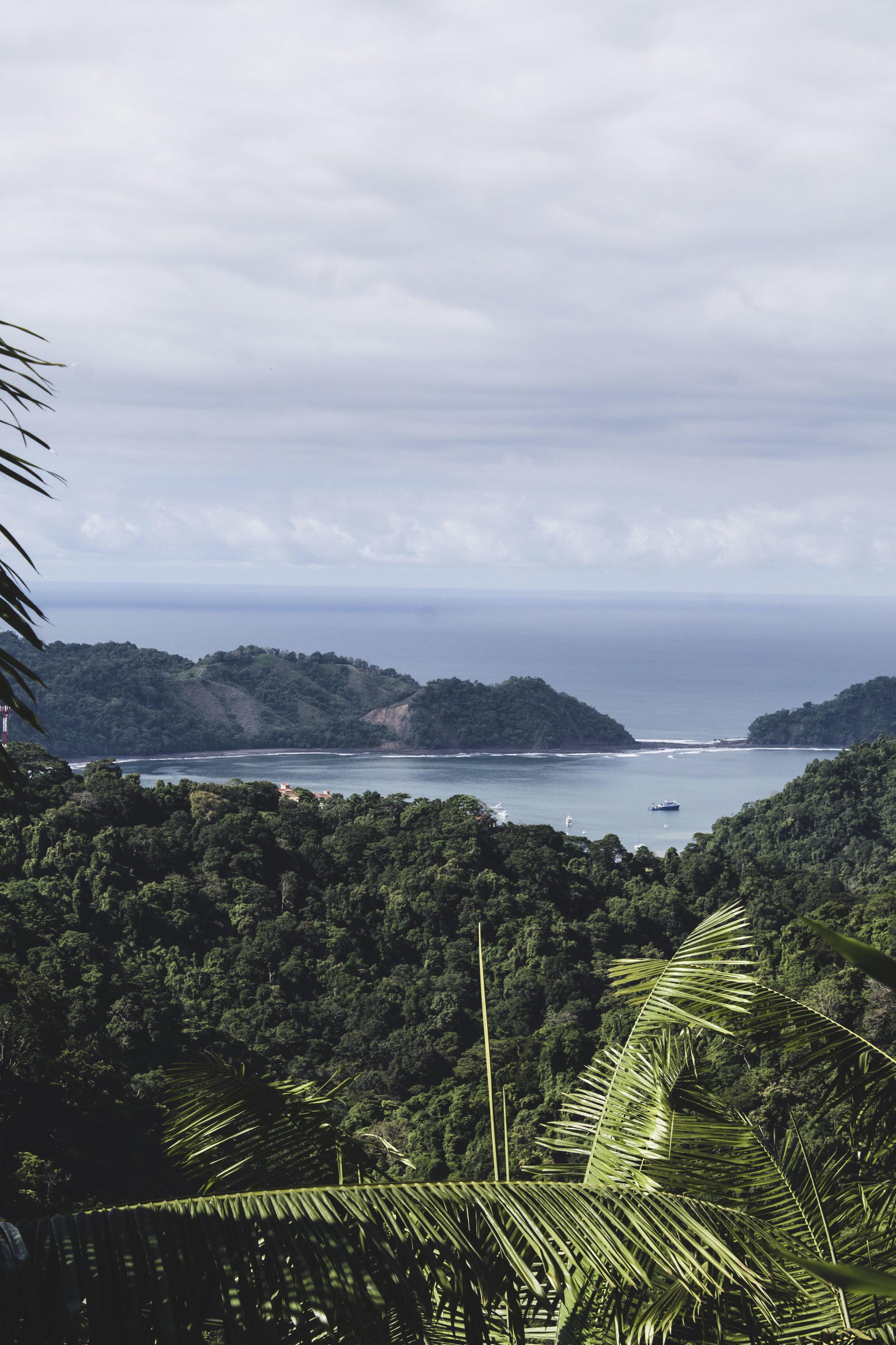 Gorgeous views of Jaco, Costa Rica