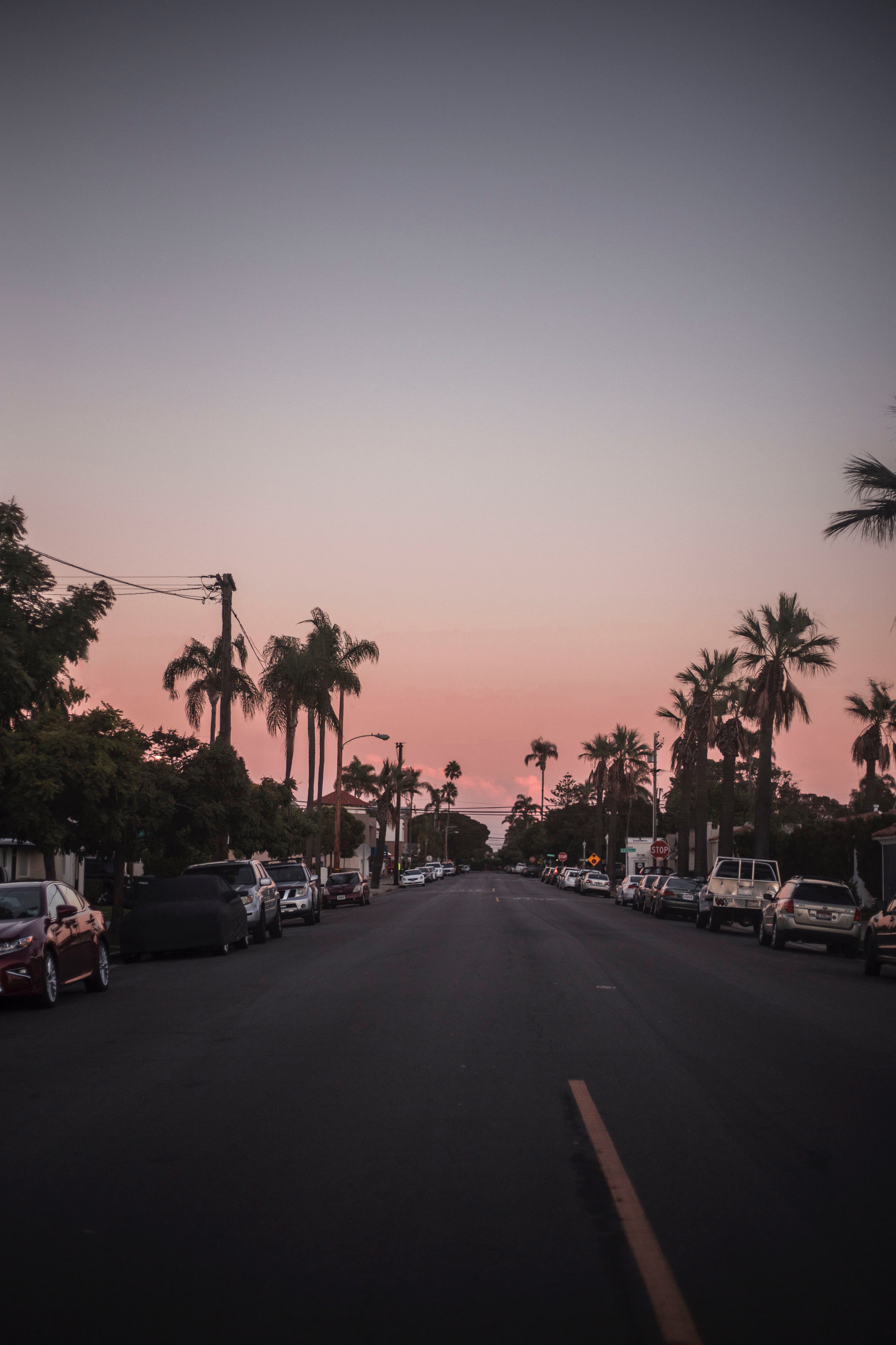 Sunset in Coronado (San Diego City Guide)