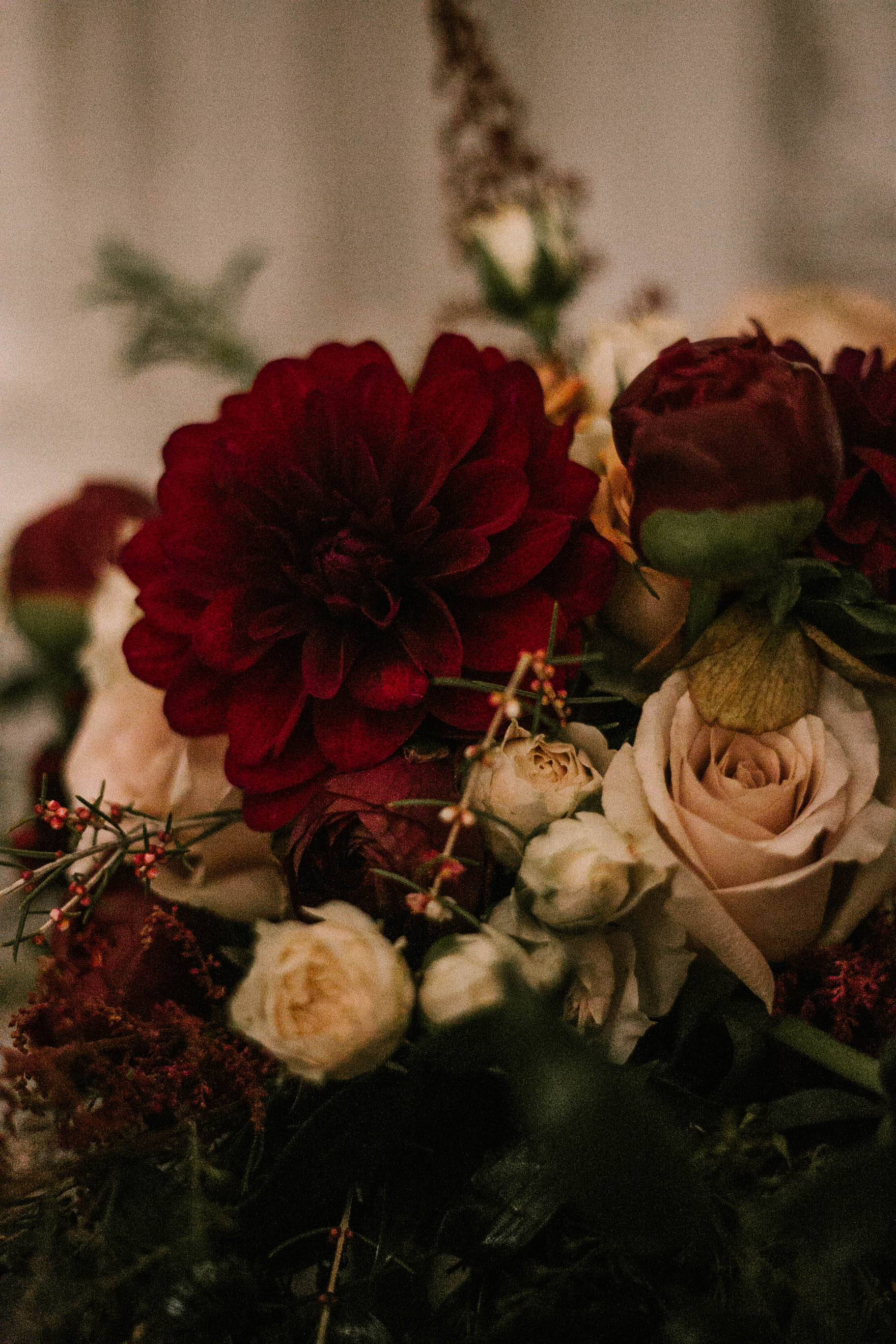 Bouquet at Howe Farms, Tennessee Wedding Venue