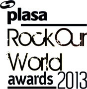 Plasa Rock our World Awards