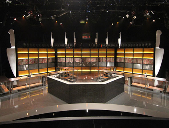 Top Chef // Finale Staging