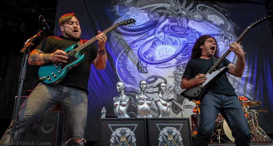Coheed and Cambria Stage Backdrop