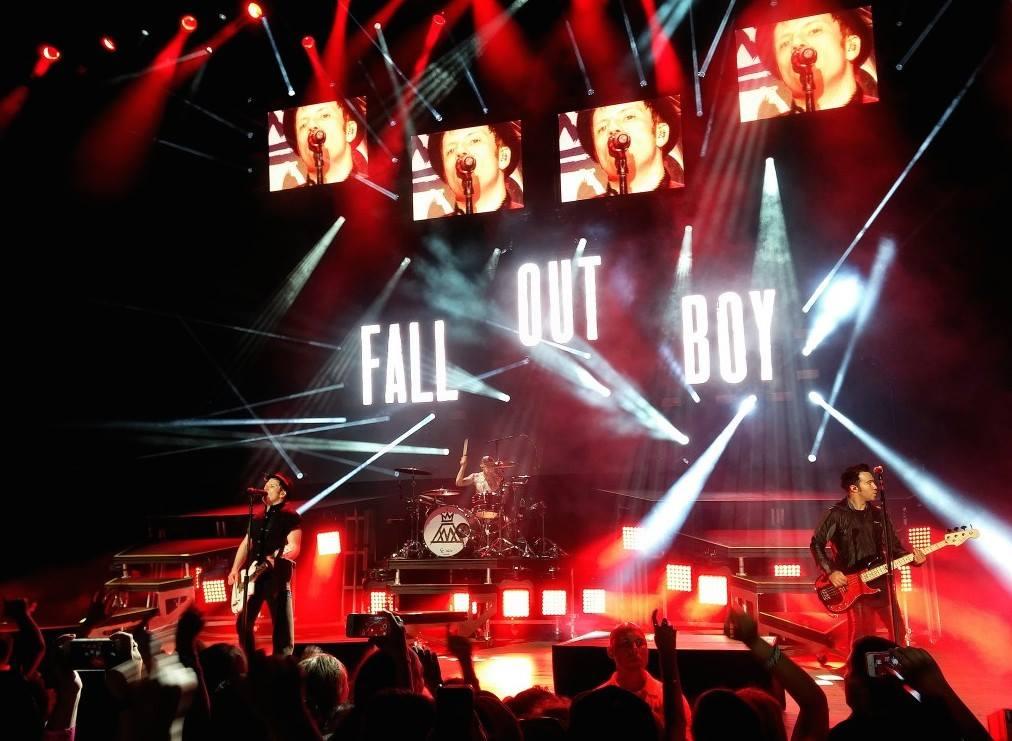 Fall Out Boy Touring Set