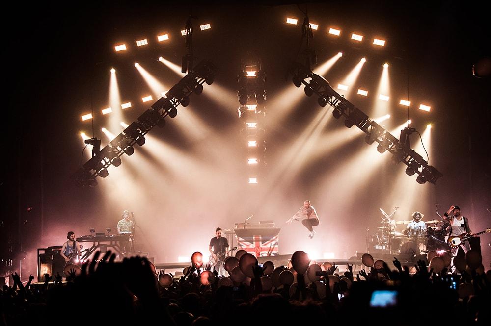 Linkin Park set