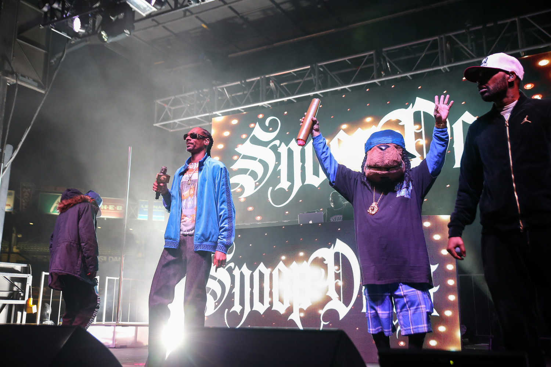 Snoop Dogg Puff Puff Pass Tour 2018