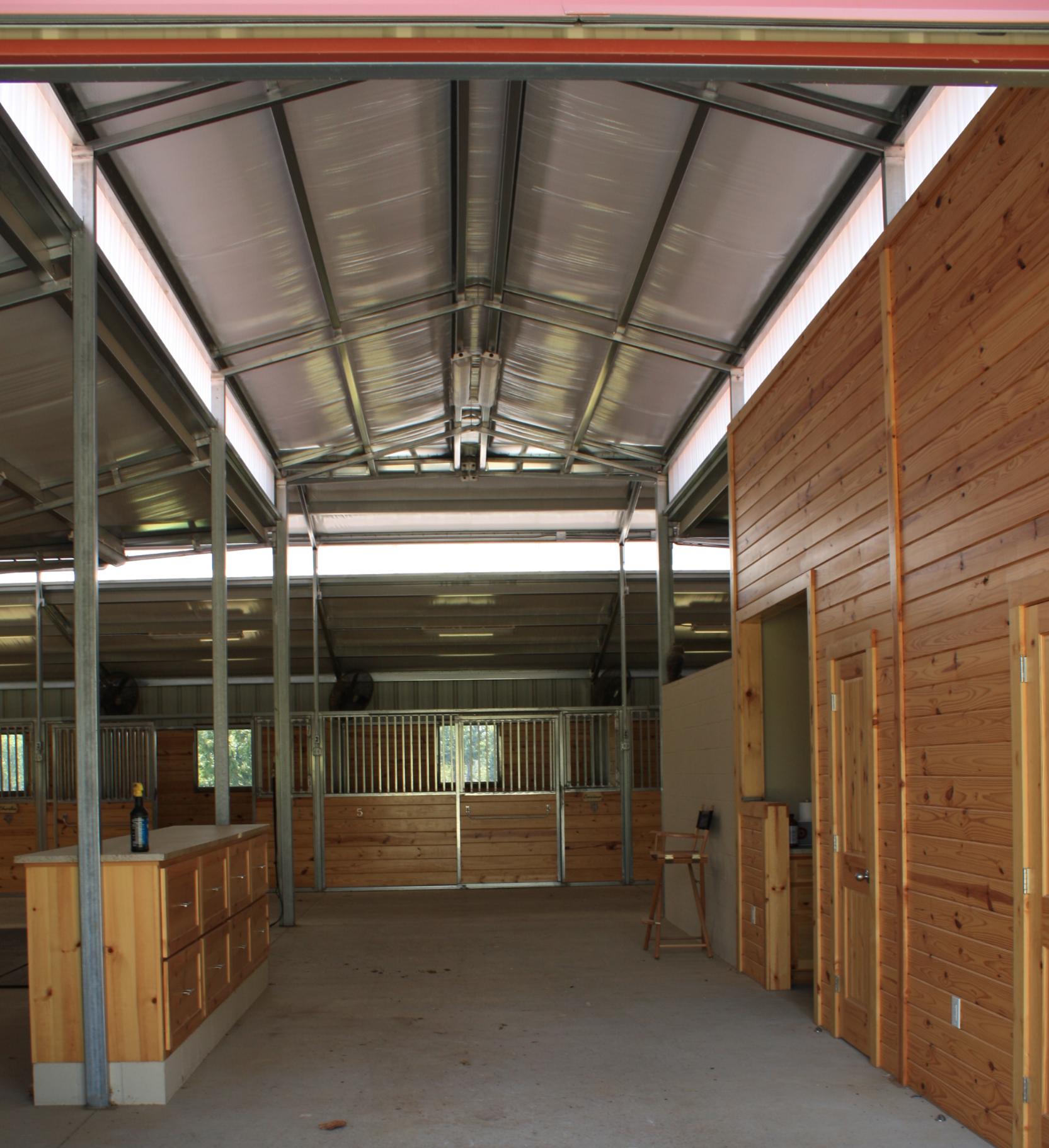 Rancho De Los Aboles (Inside)