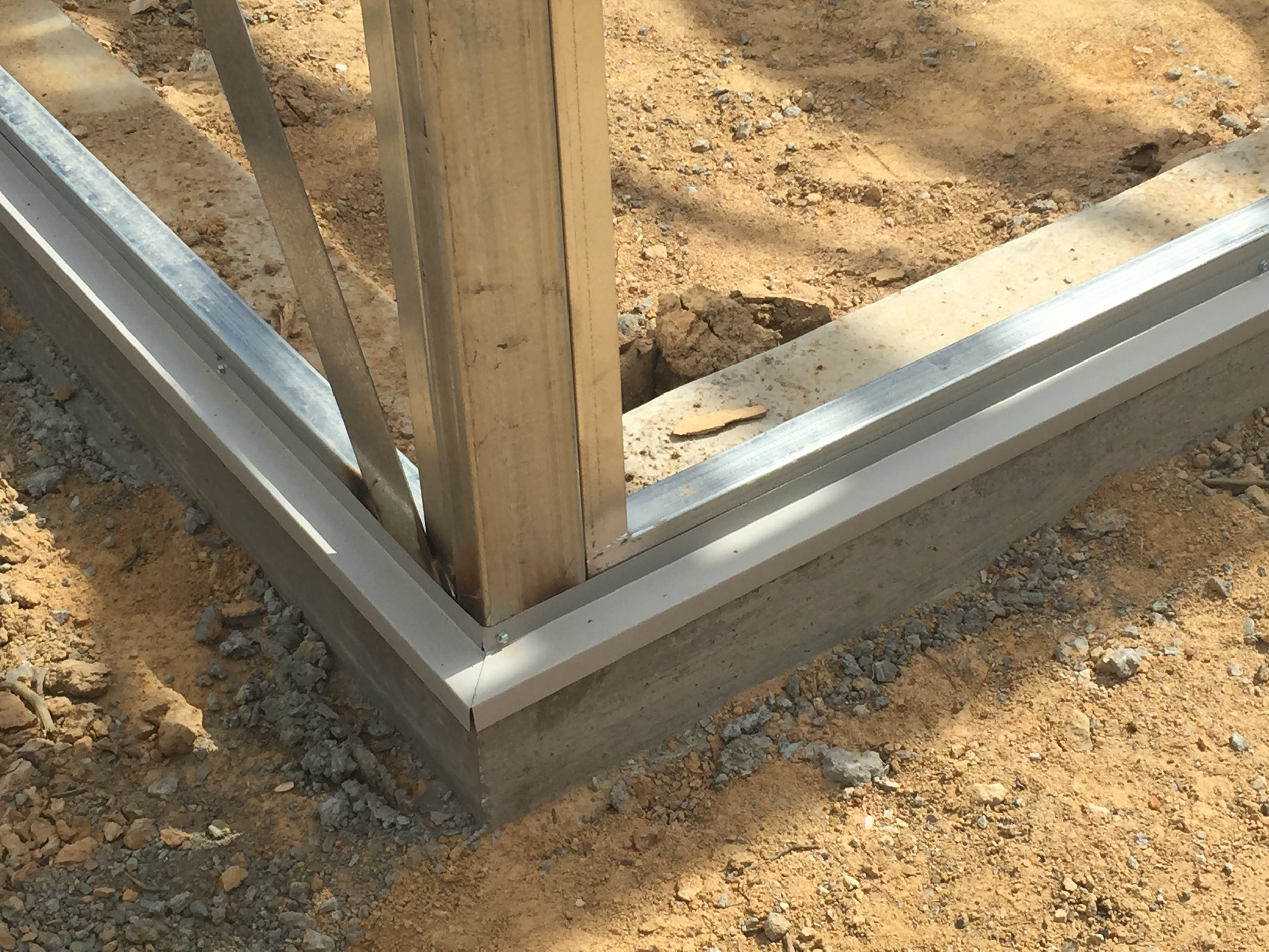 Detailed Precision in Trim Work