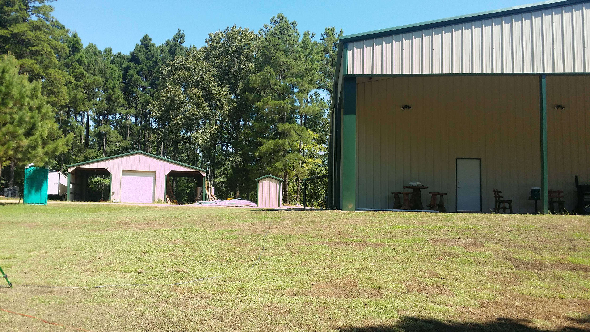 Storage Building Remodel