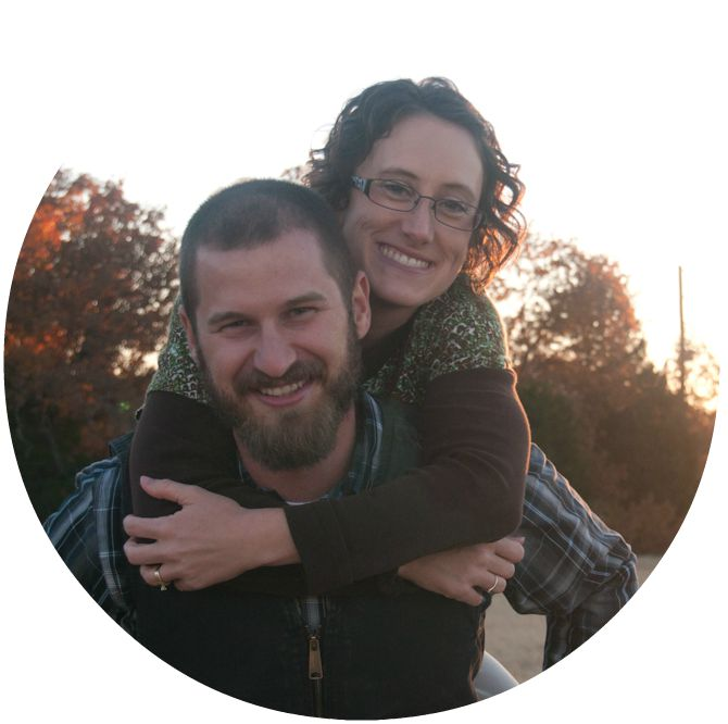 To read more of Adam and Julie's story, you can follow Julie on her blog at  www.juliesteck.com .