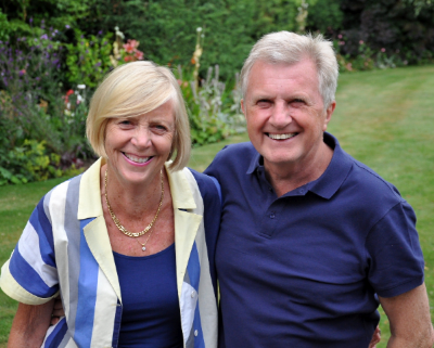 Euan and Jill
