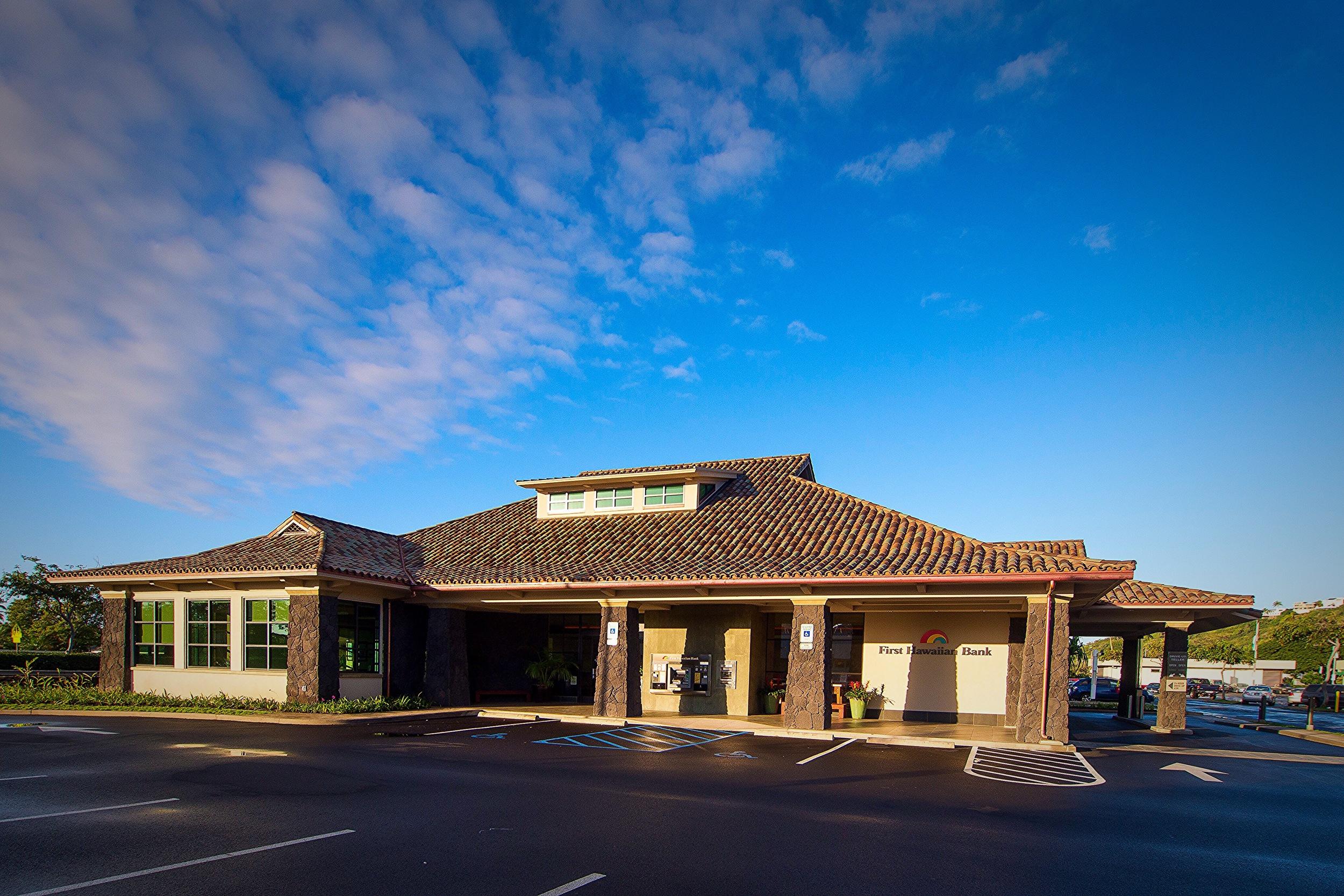 First Hawaiian Bank, Aina Haina Branch -