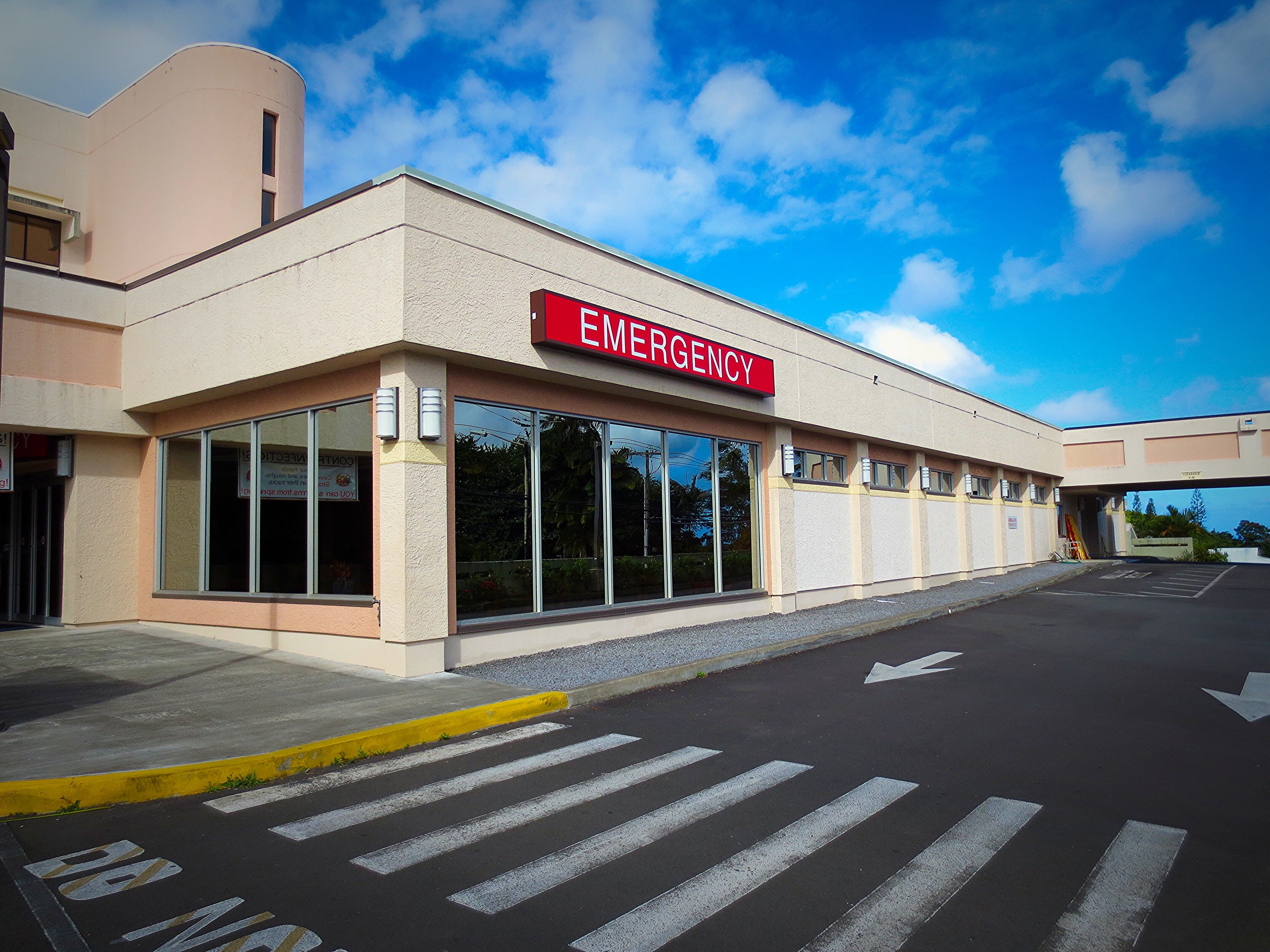 Hilo Medical Center Emergency Department -