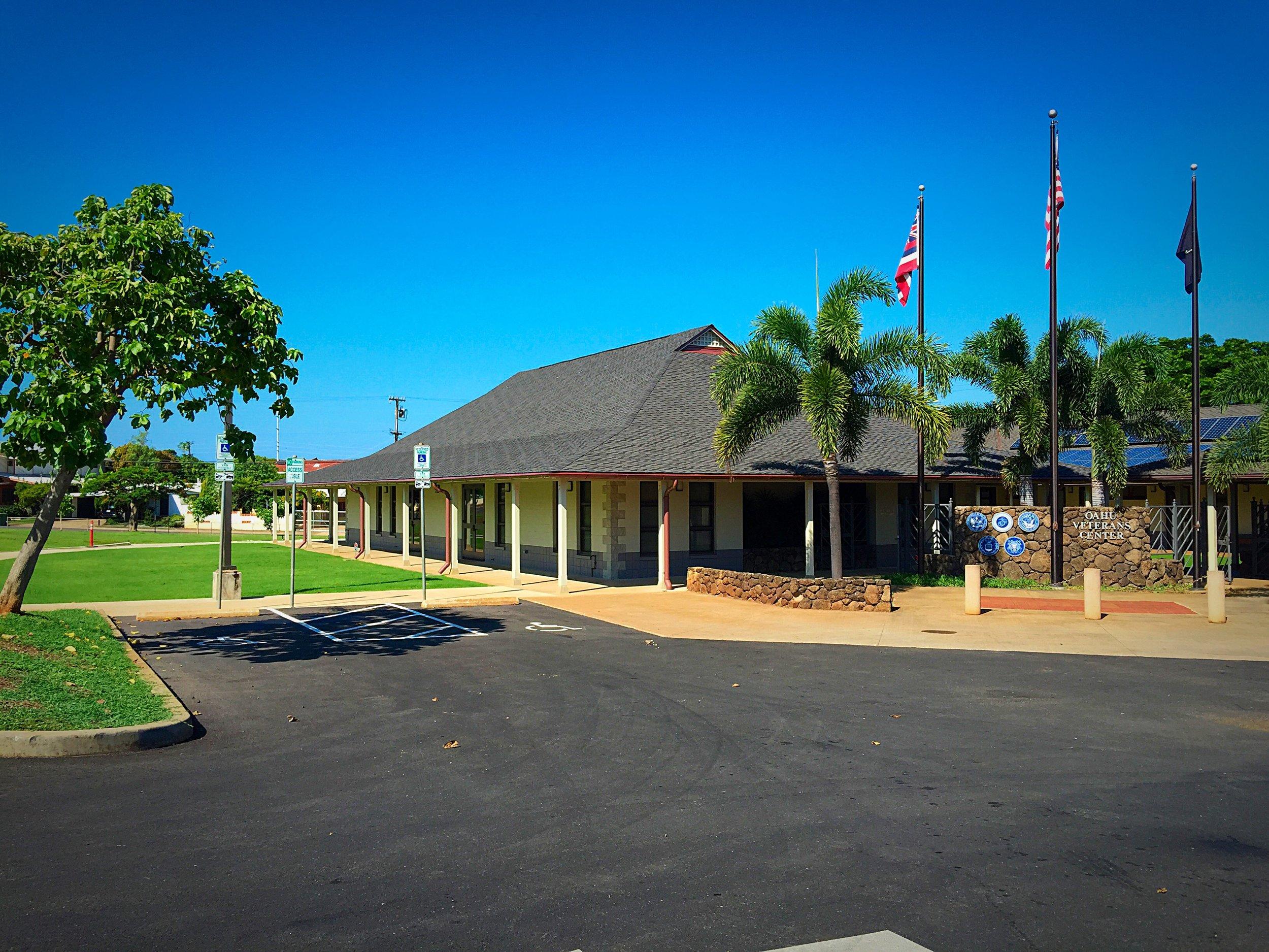 Oahu Veterans Center - Commercial