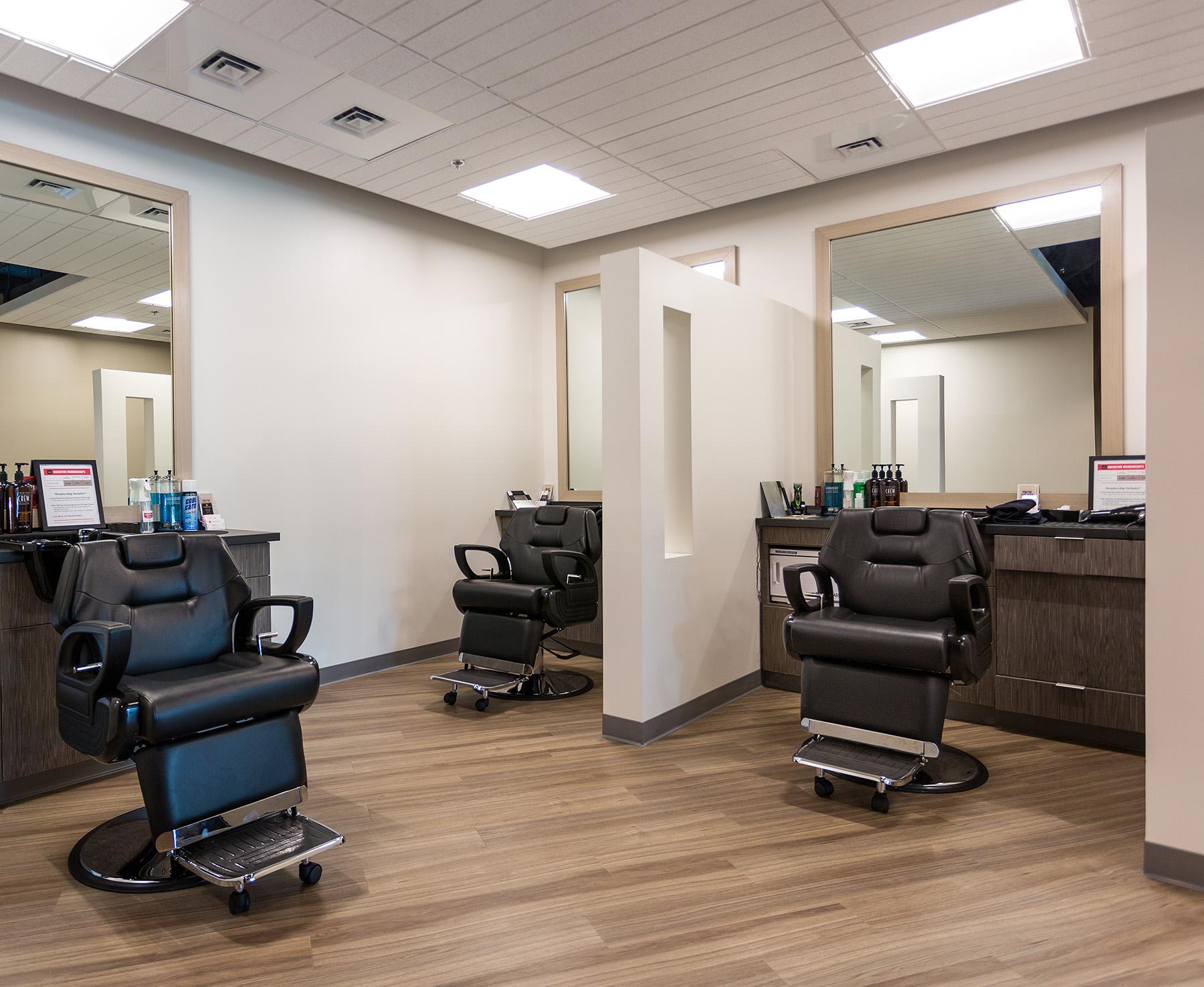 18-8 Salon - Commercial