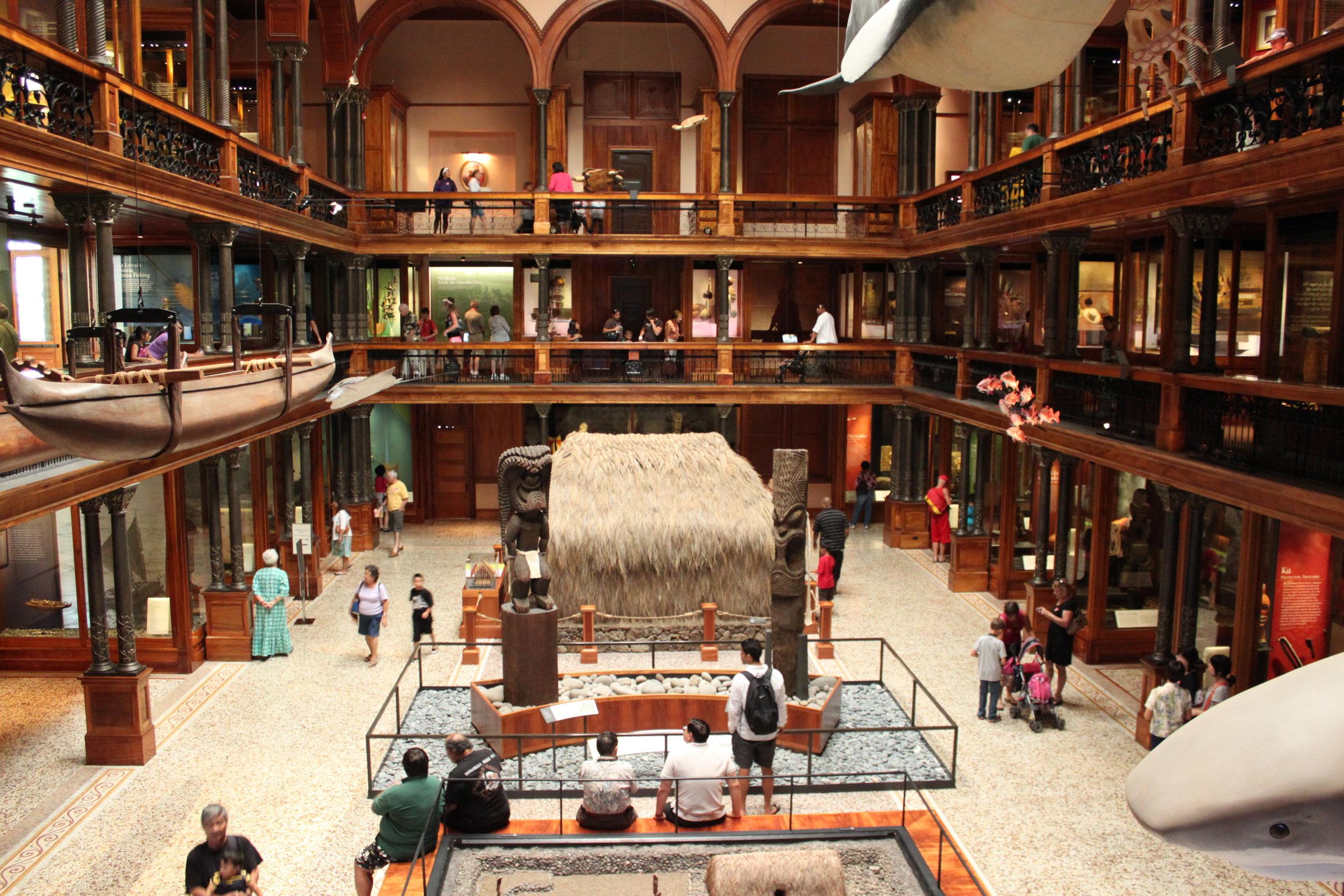 Bishop Museum - Historical