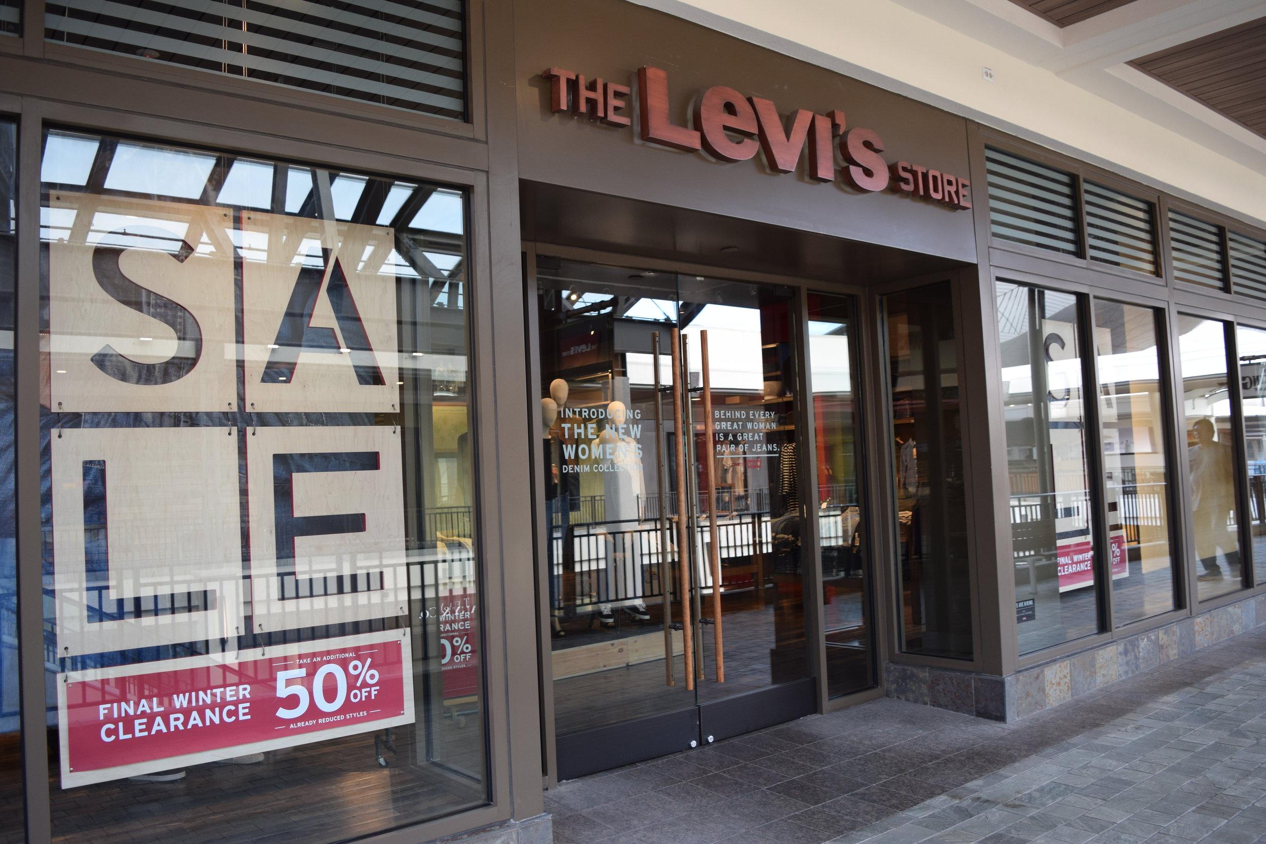 Levi's Store, Ala Moana -