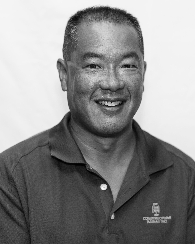 Fred Fujiwara   General Superintendent - Big Island