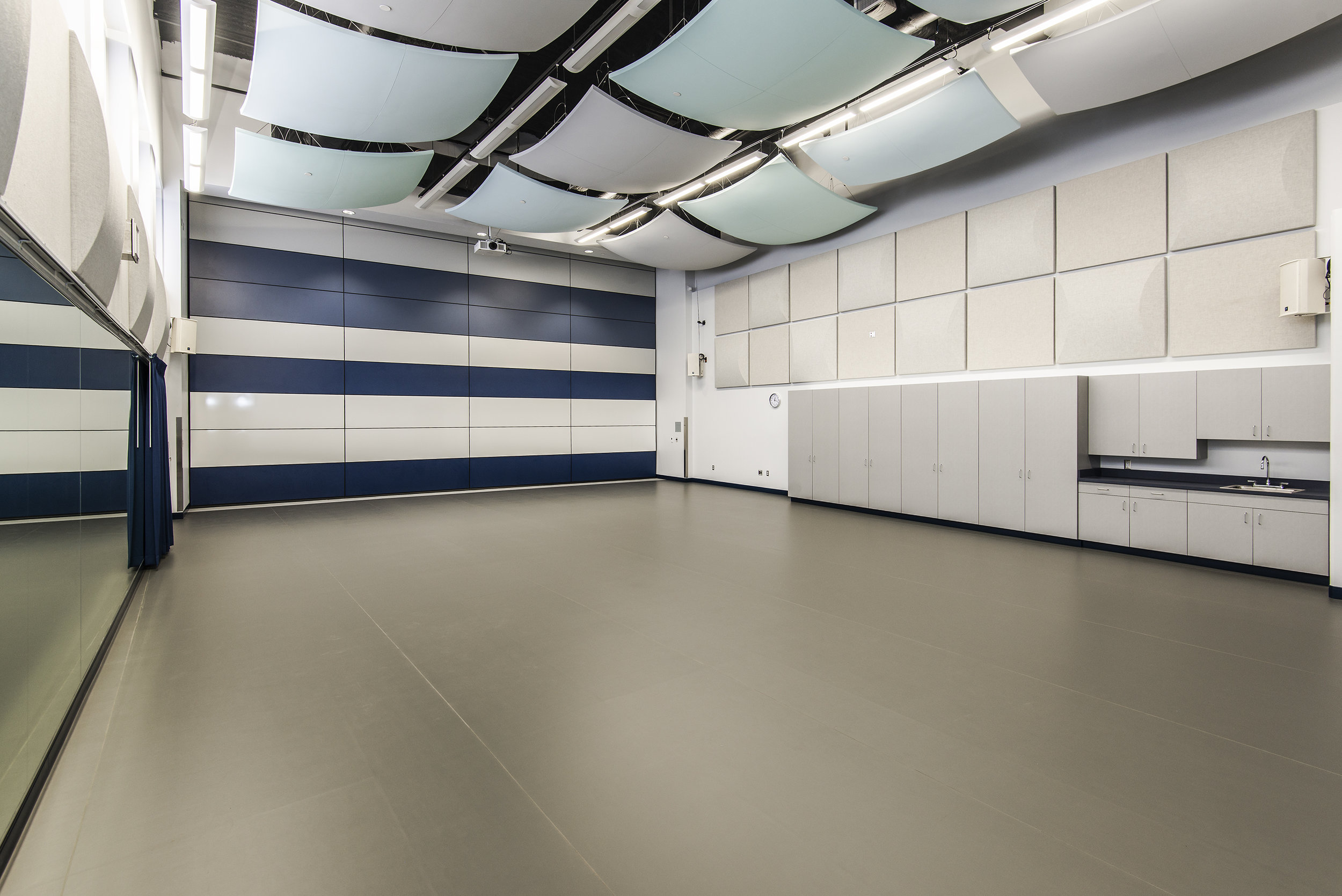 Moanalua High School Performing Arts Center - Phase 2 -