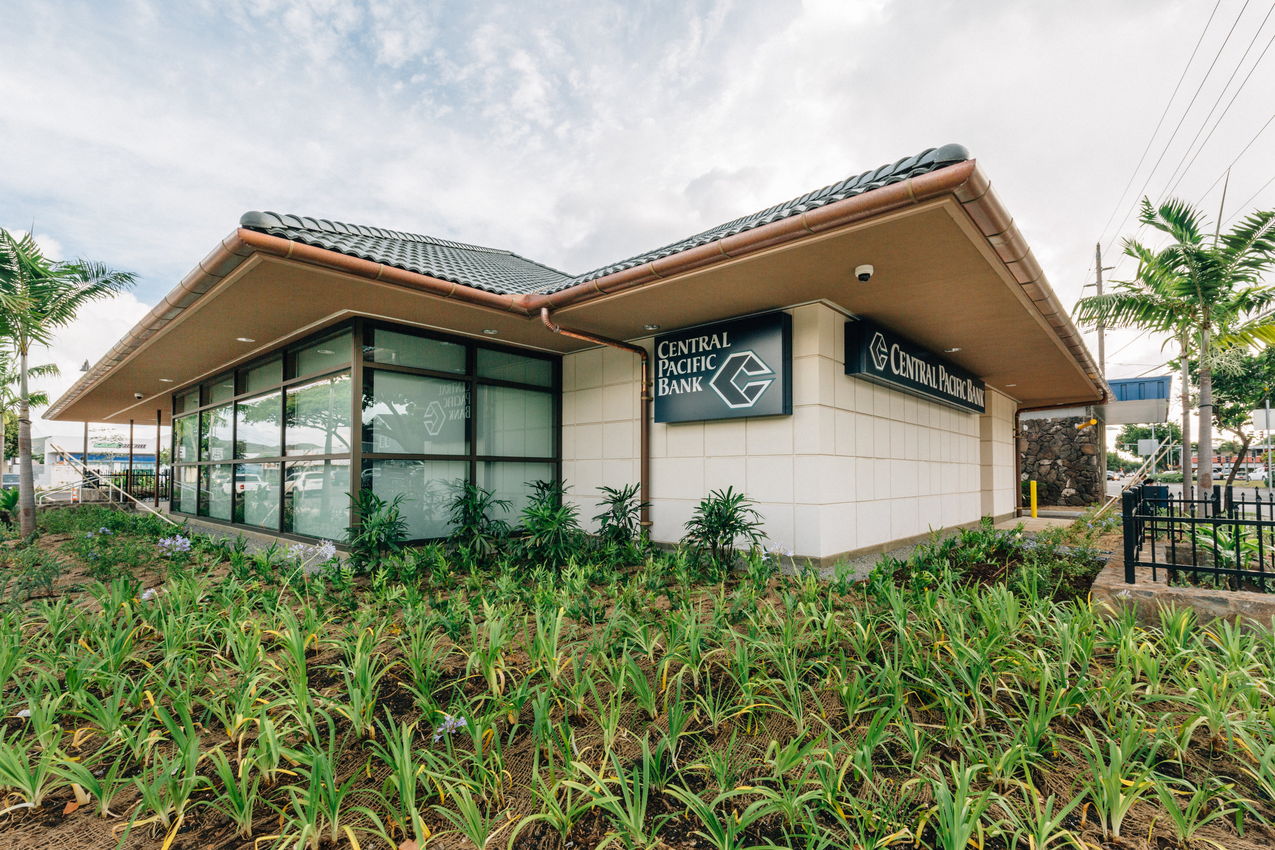 Central Pacific Bank, Kailua Branch -