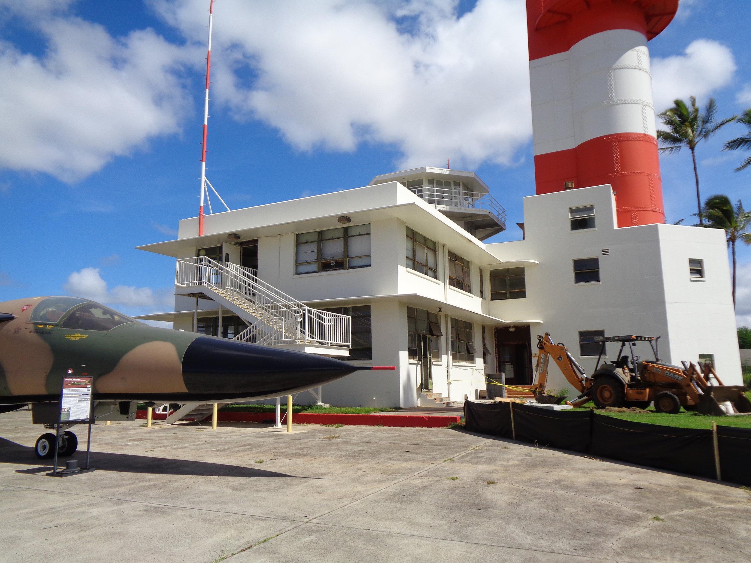 Pearl Harbor Aviation Museum -