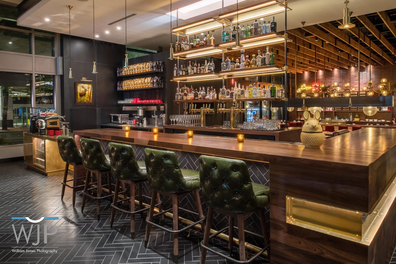The Duniway Portland Lobby Bar