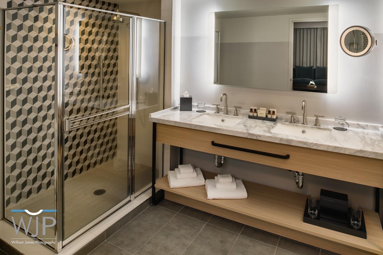 The Duniway Portland 5th Ave Suite Bath