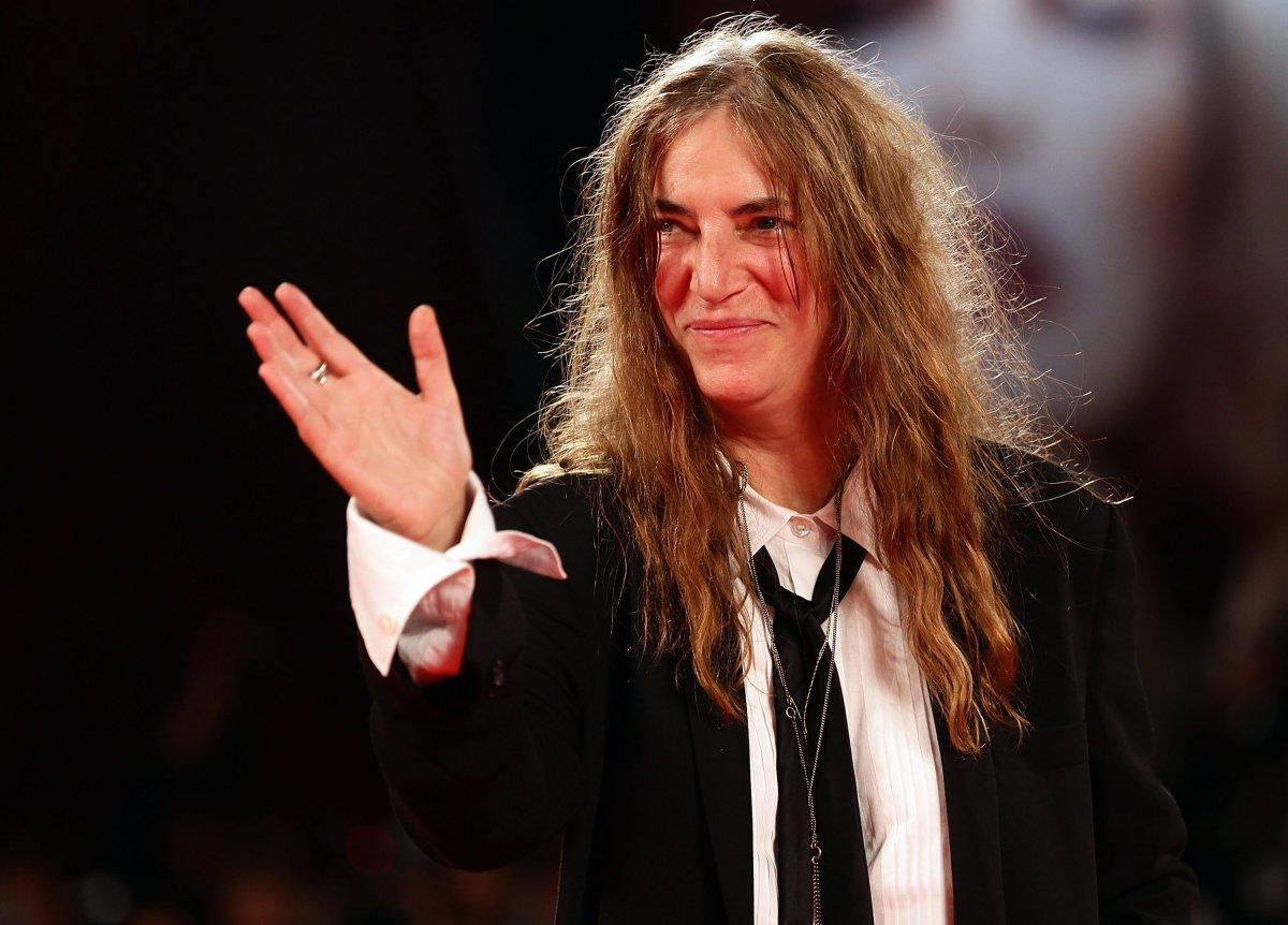 Musician Patti Smith will pay tribute to John Lennon this December. (VITTORIO ZUNINO CELOTTO/GETTY IMAGES FOR LANCIA)