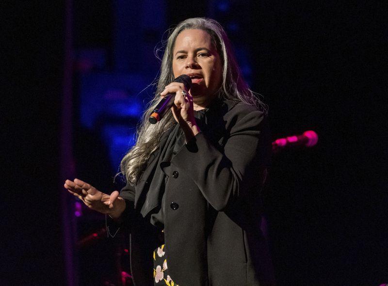 Annual celebration of John Lennon's legacy to honor singer-songwriter-activist Natalie Merchant (Charles Sykes/Charles Sykes/Invision/AP)
