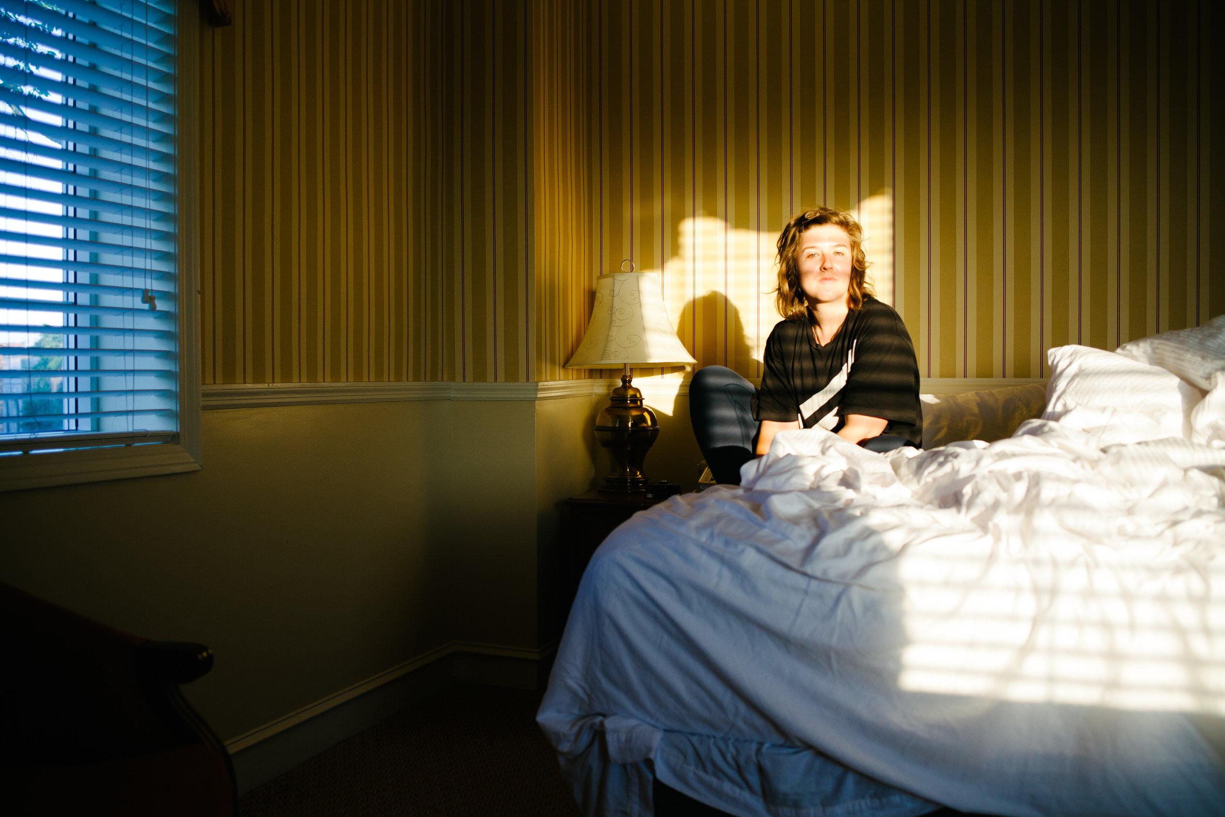 Hotel in Glen Falls NY (defiantly haunted)