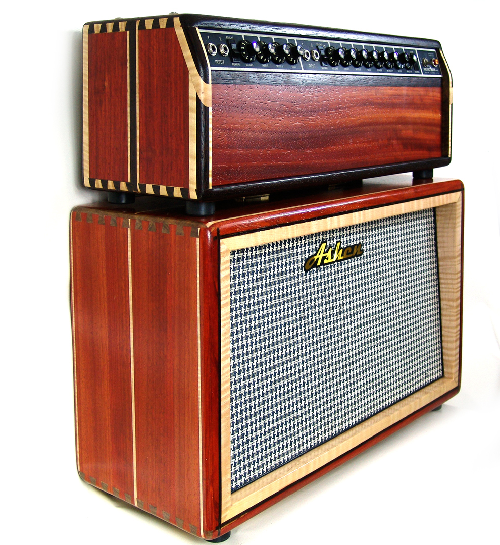 Modified Vintage Music Man HD150 head with 212 Cabinet - $1,699