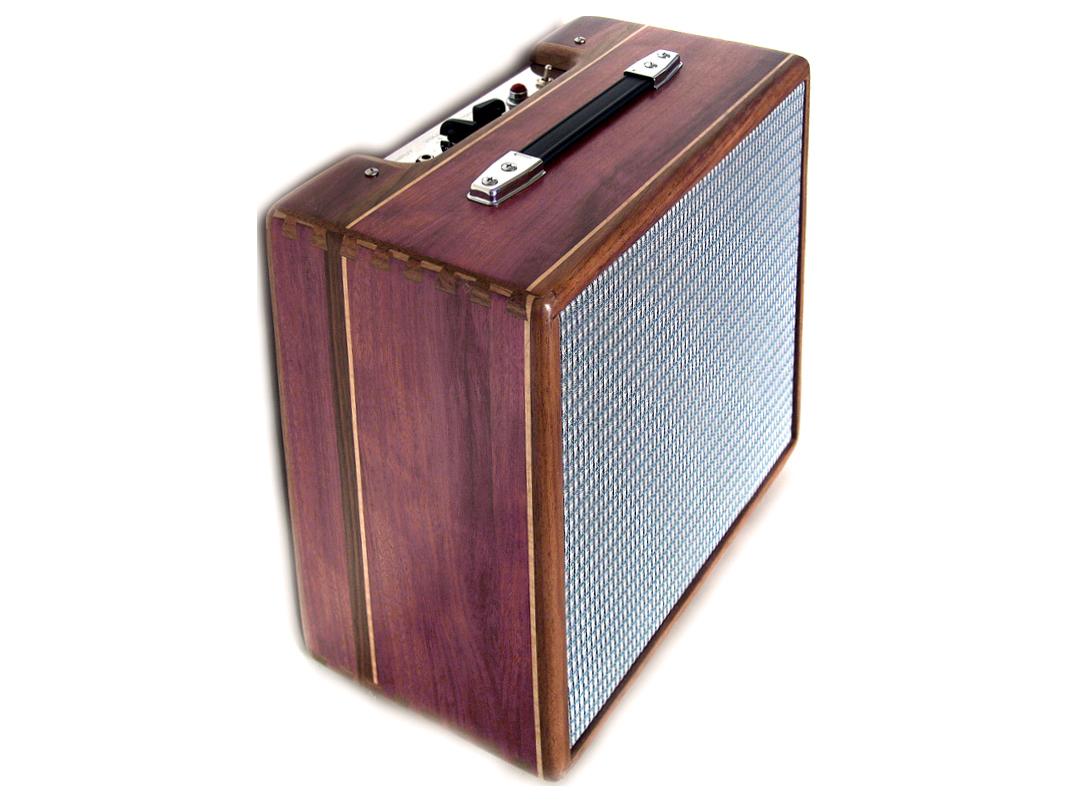 Bootlegger Blues 5 Guitar Tube Purple Heart Combo - $599