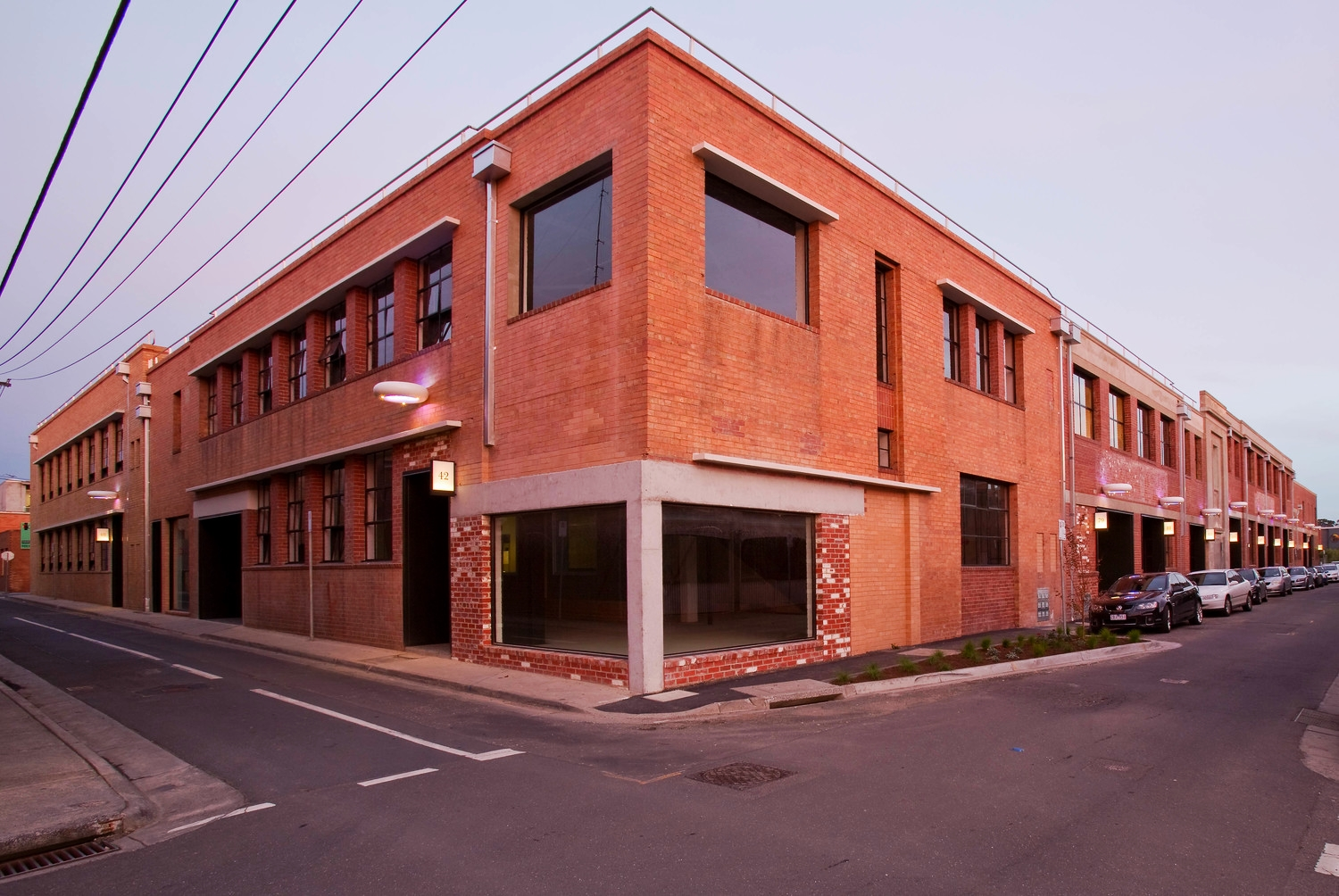 Gywnne Street, Cremorne - Warehouse Renovation