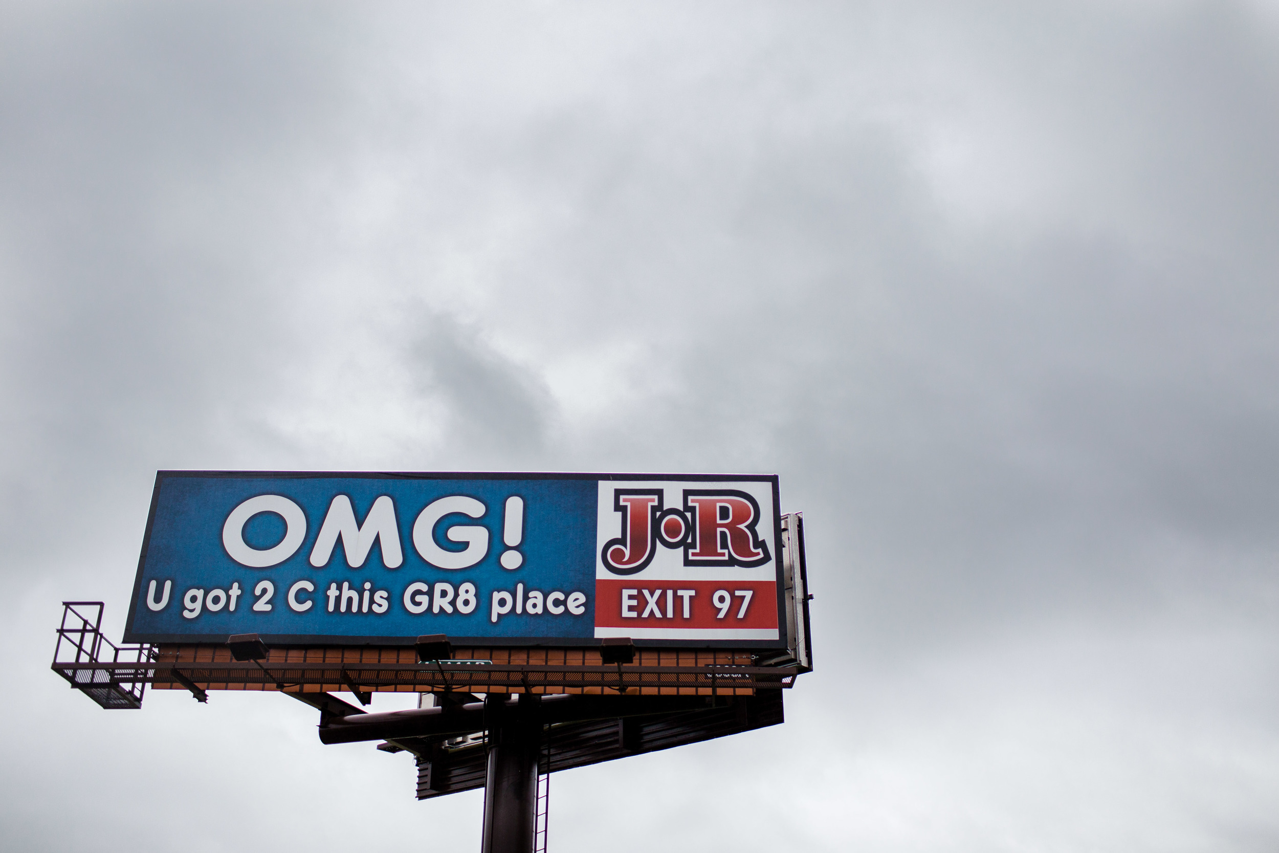 JR Billboard
