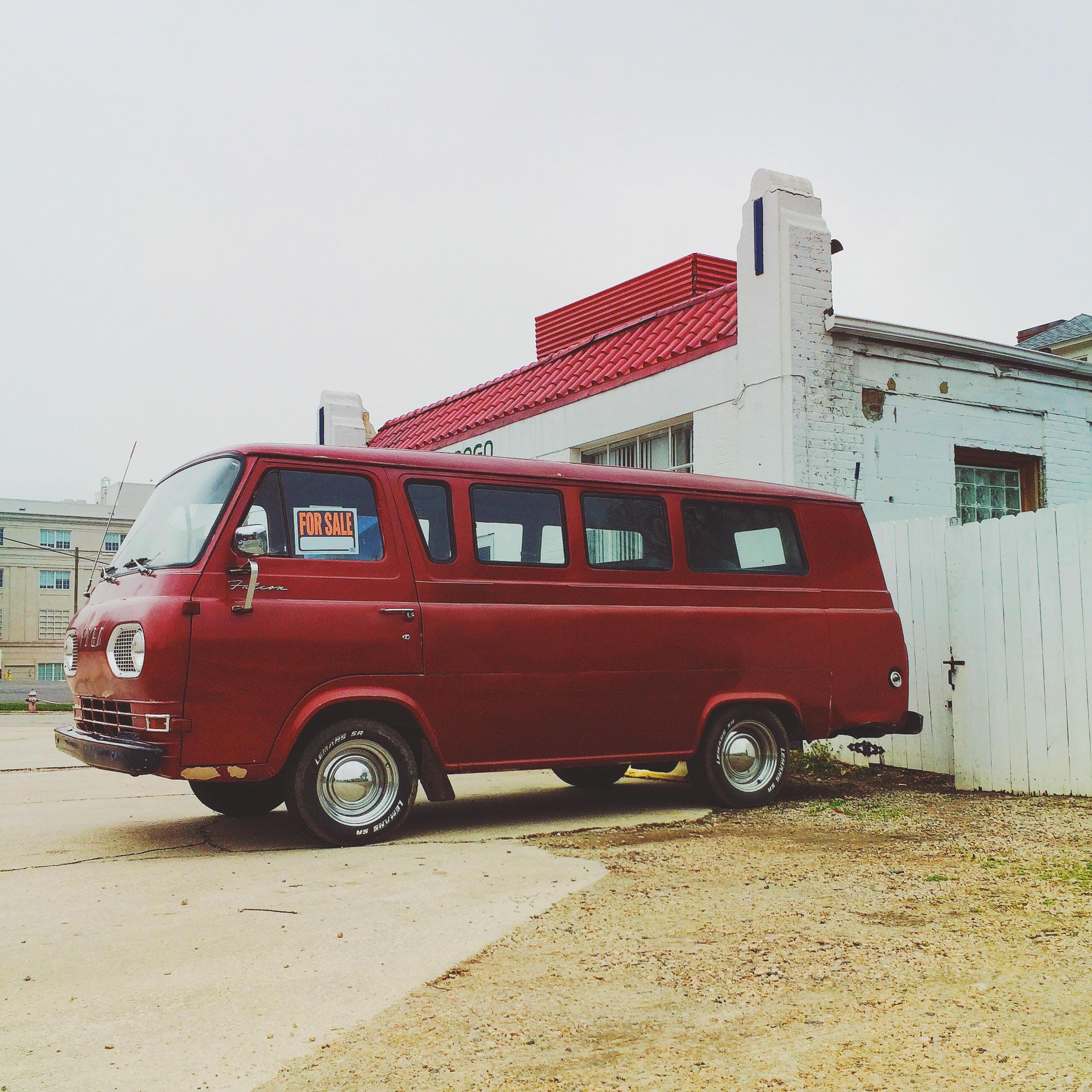1960's Ford Econoliner
