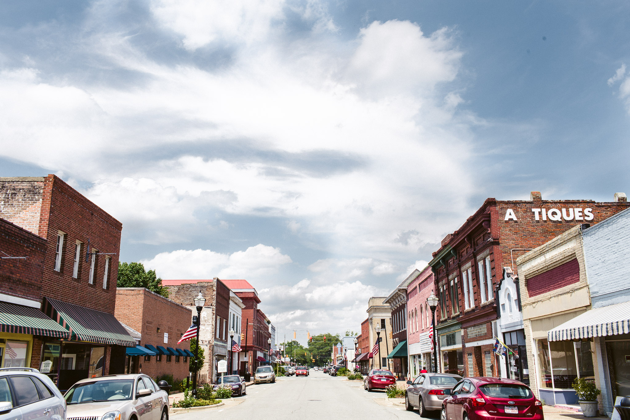 Downtown Selma NC