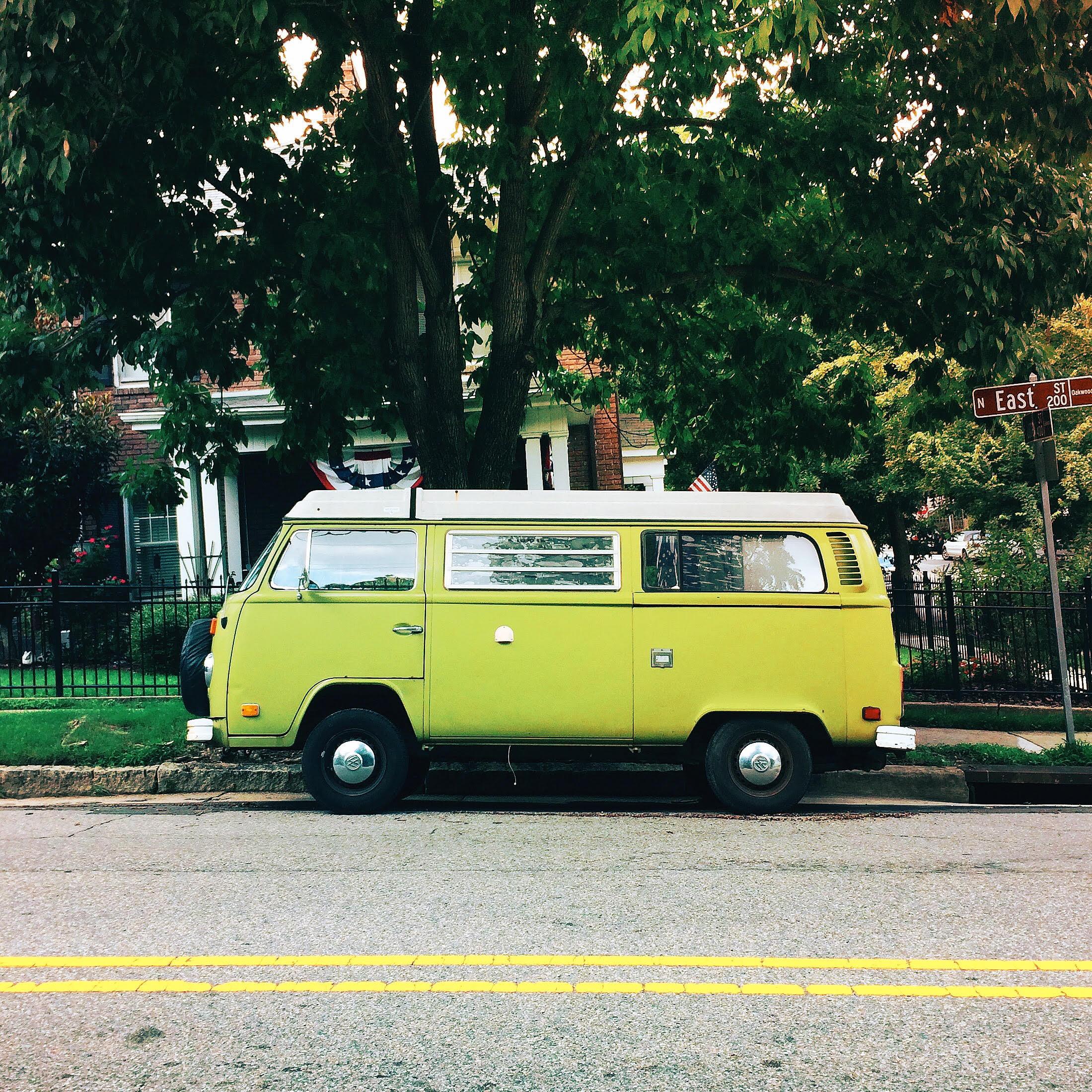 VW Vanagon Bus