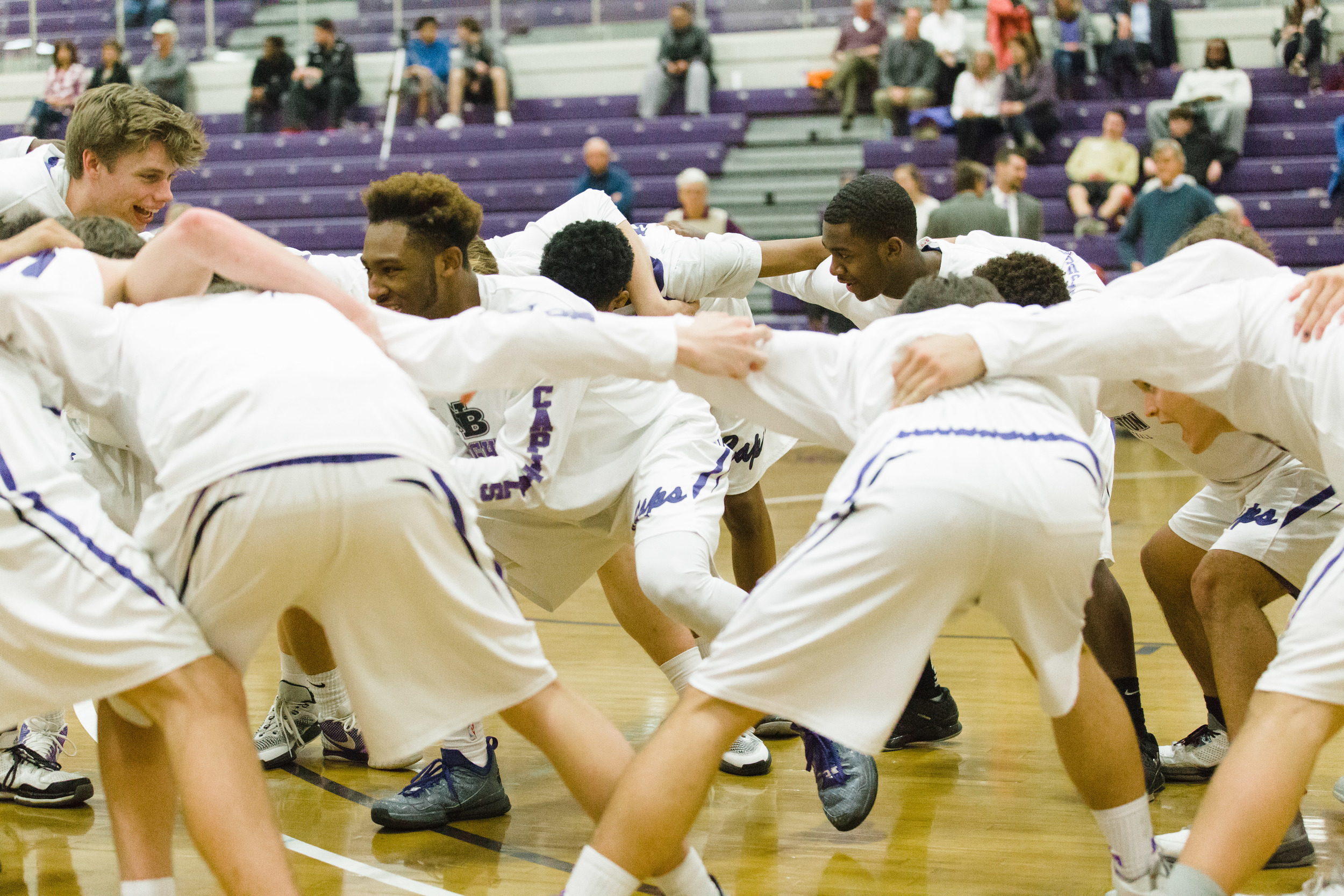 Broughton HS Basketball Tharon Suggs