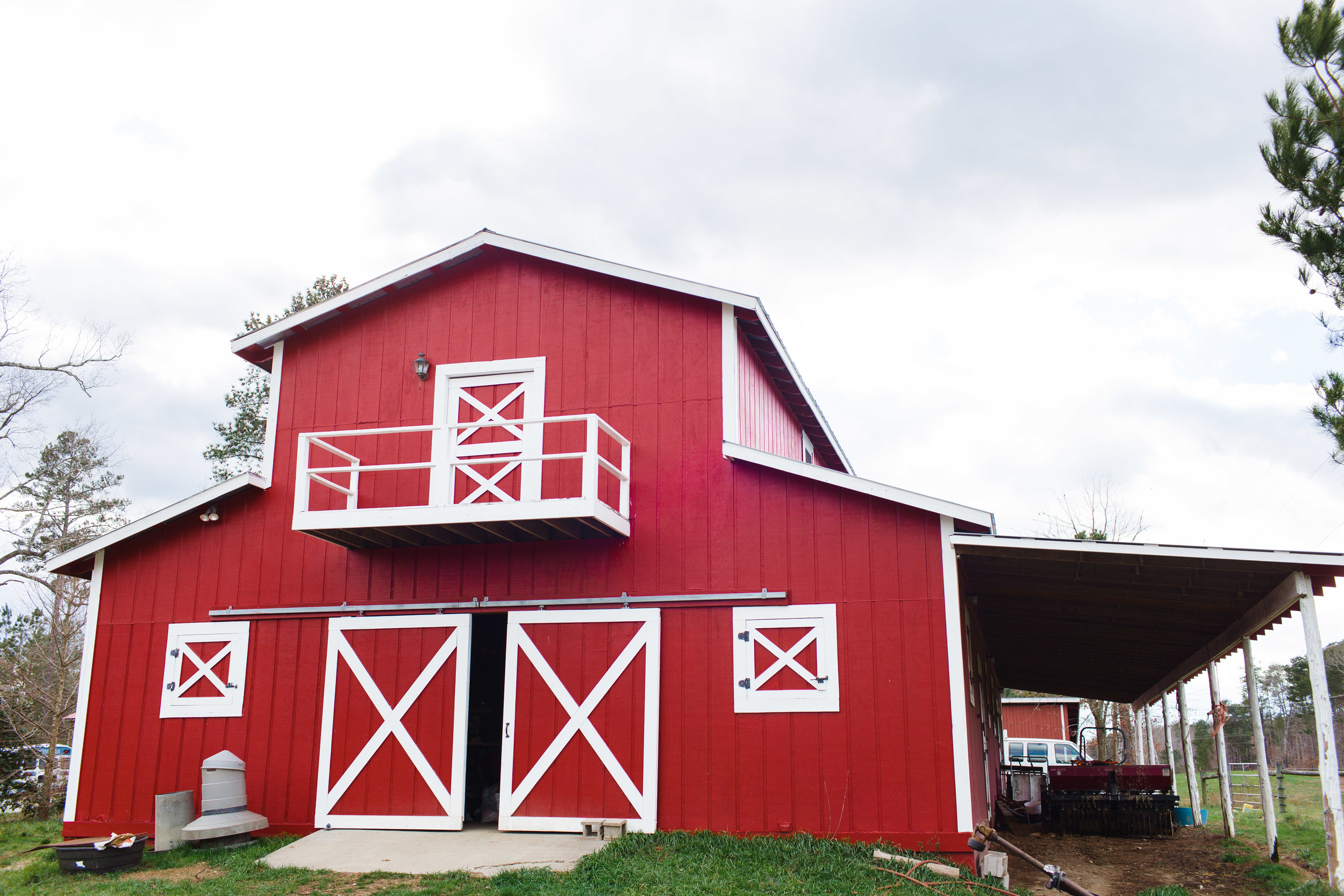 Fickle Creek Farm, Efland