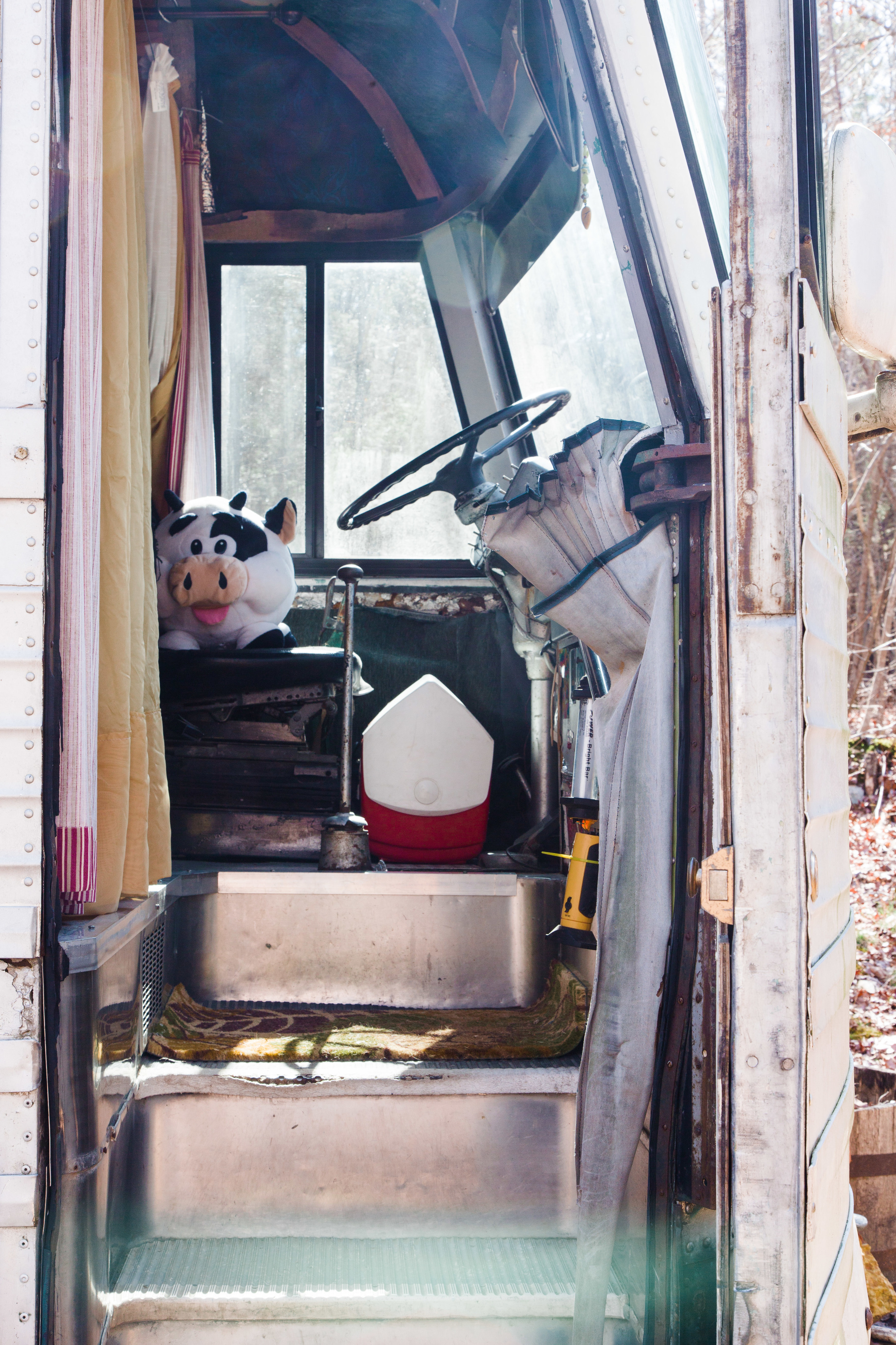 Bus Airbnb Pittsboro