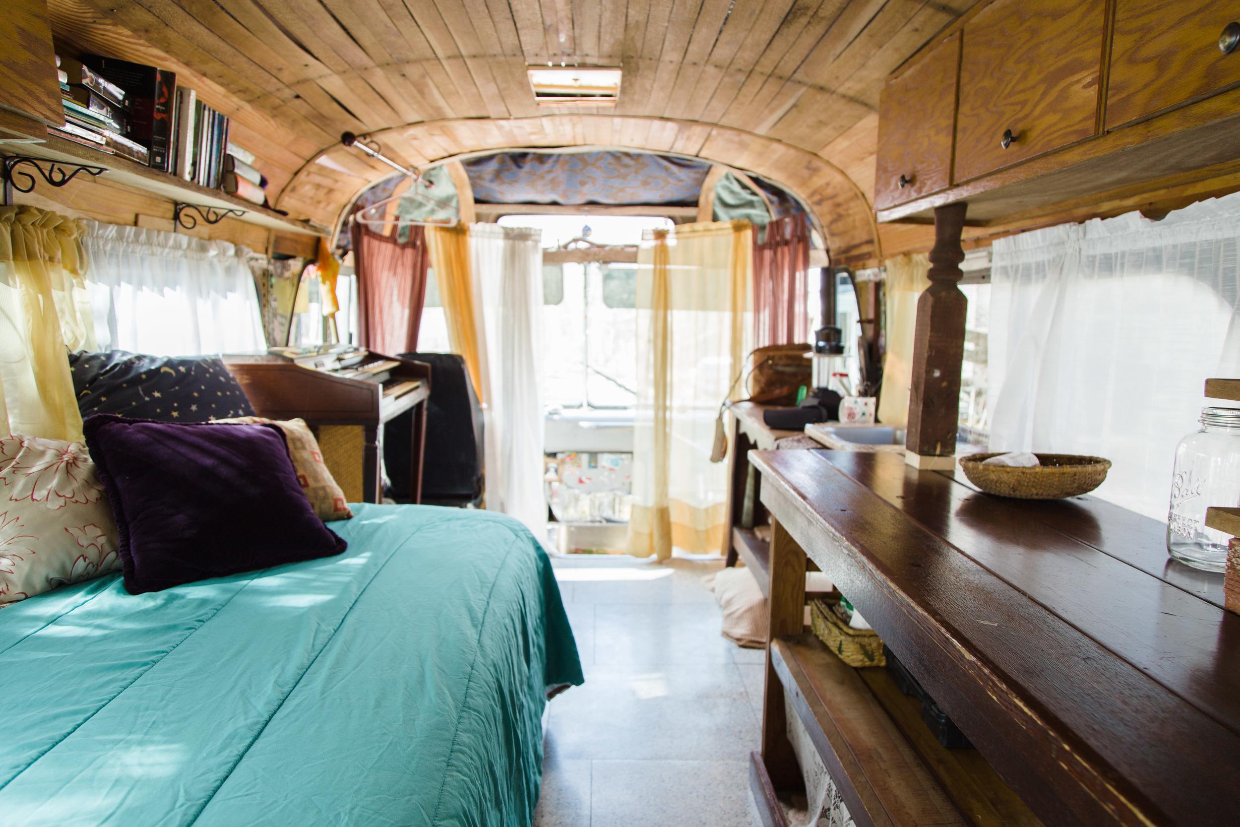 Bus Airbnb, Pittsboro North Carolina